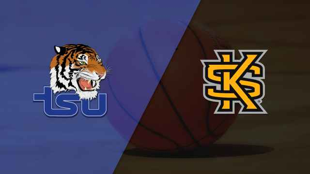 Tennessee State vs. Kennesaw State (M Basketball)