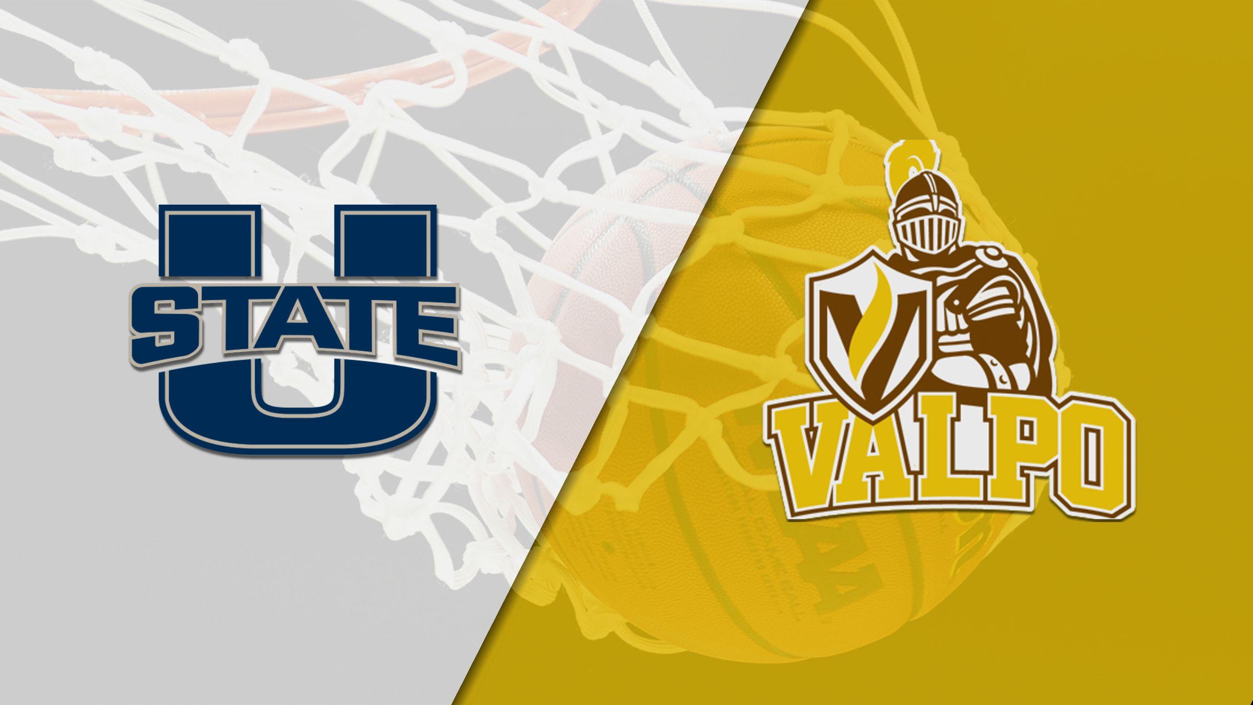 Utah State vs. Valparaiso (M Basketball)