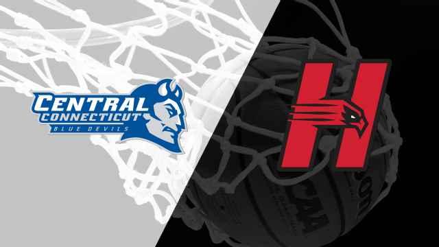 Central Connecticut vs. Hartford (M Basketball)