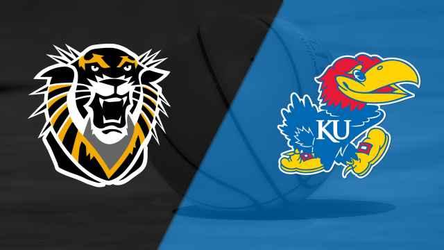 Fort Hays State vs. #4 Kansas (M Basketball)