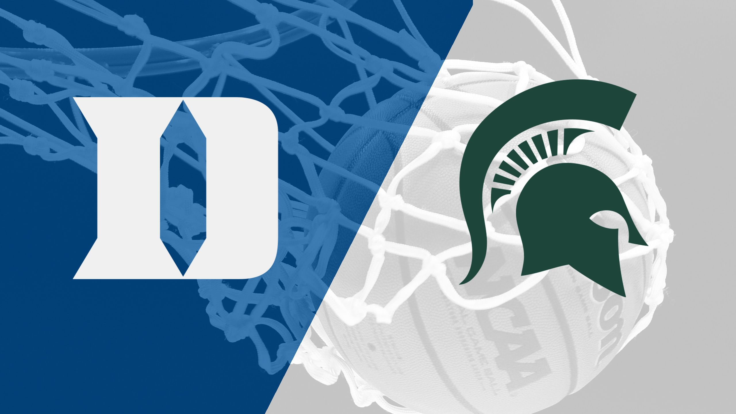#1 Duke vs. #2 Michigan State (M Basketball) (re-air)