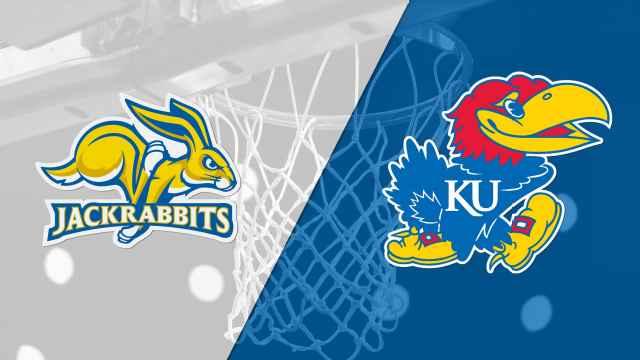 South Dakota State vs. #4 Kansas (M Basketball)