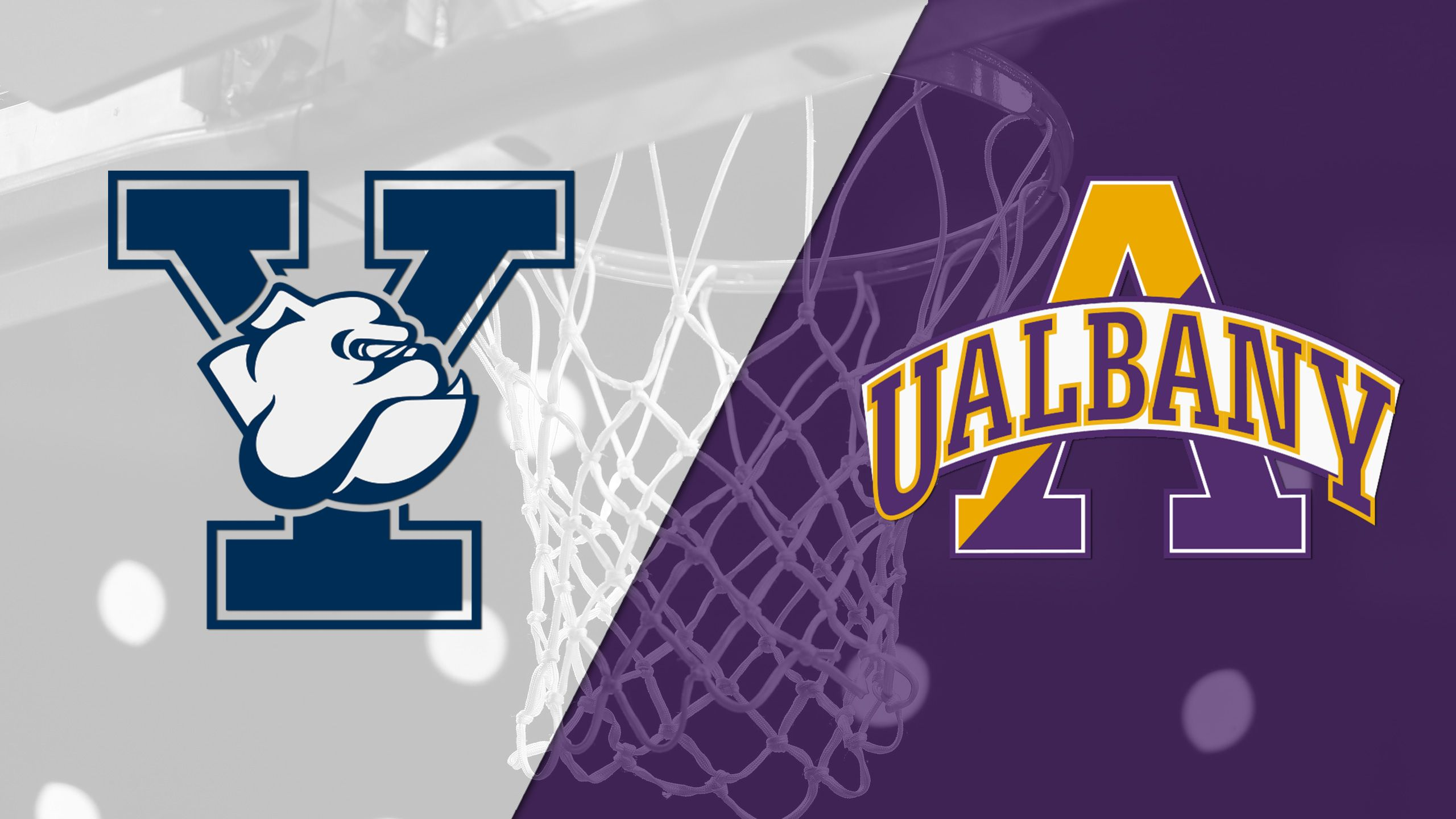 Yale vs. Albany (M Basketball)