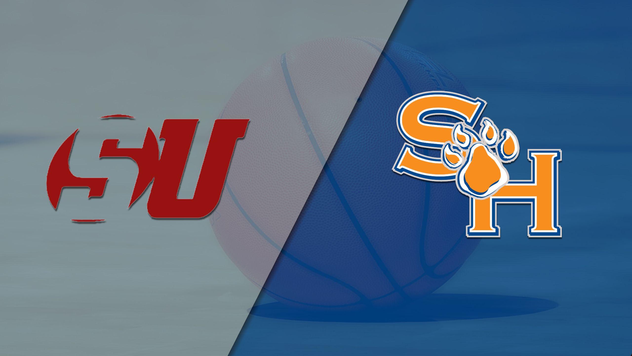 Schreiner vs. Sam Houston State (M Basketball)