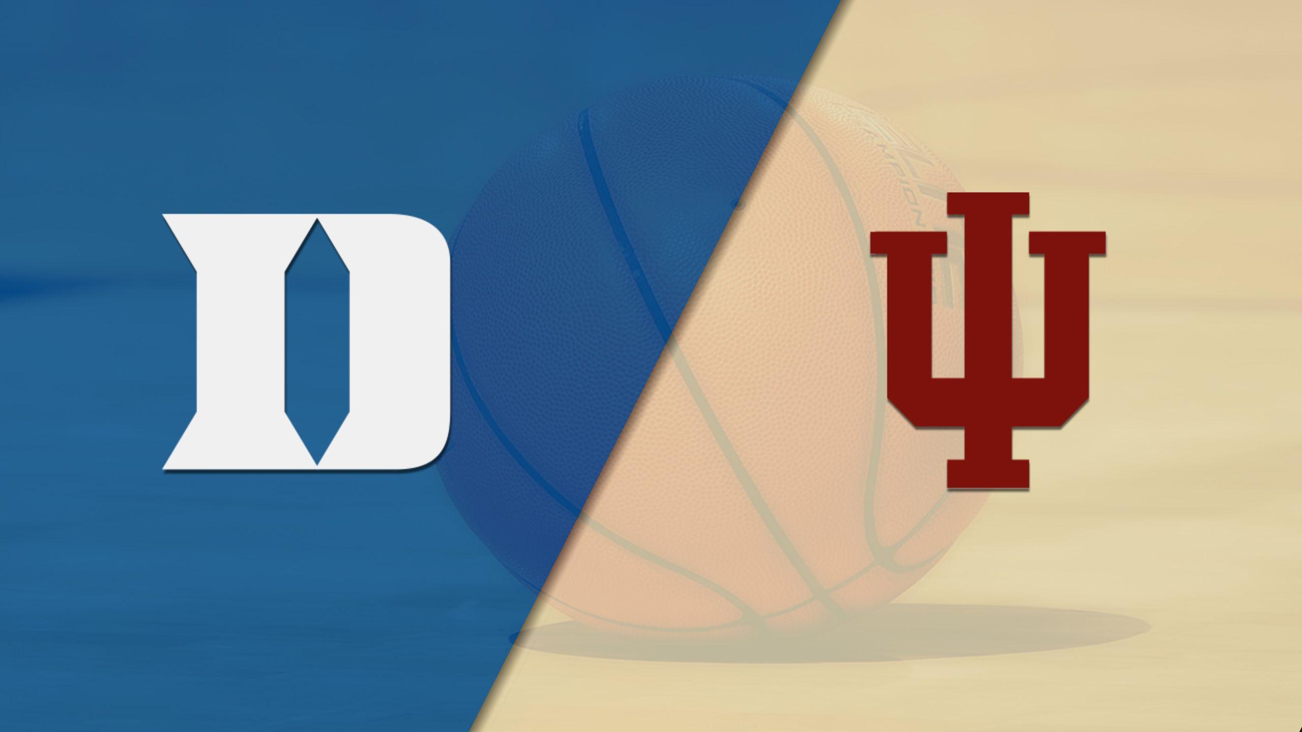#1 Duke vs. Indiana (M Basketball)