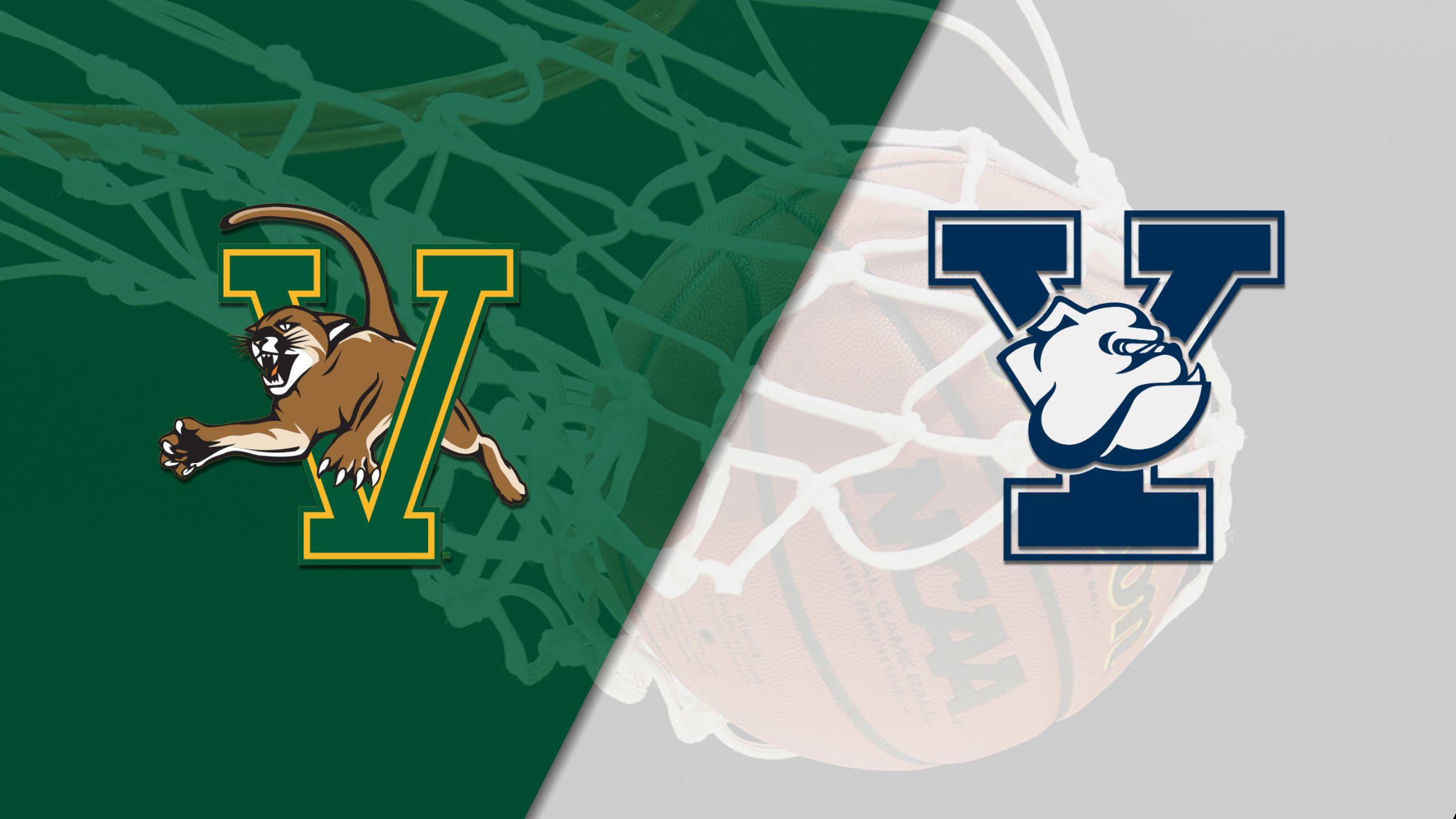 Vermont vs. Yale (M Basketball)