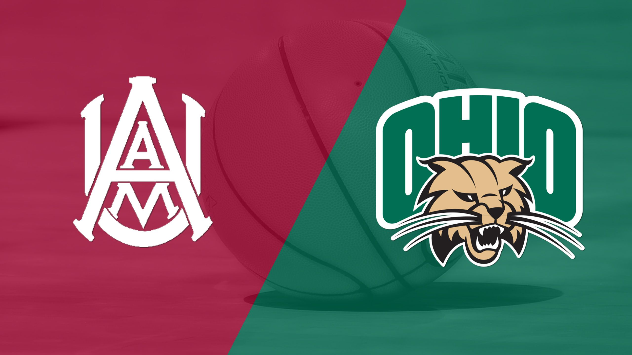 Alabama A&M vs. Ohio (M Basketball)