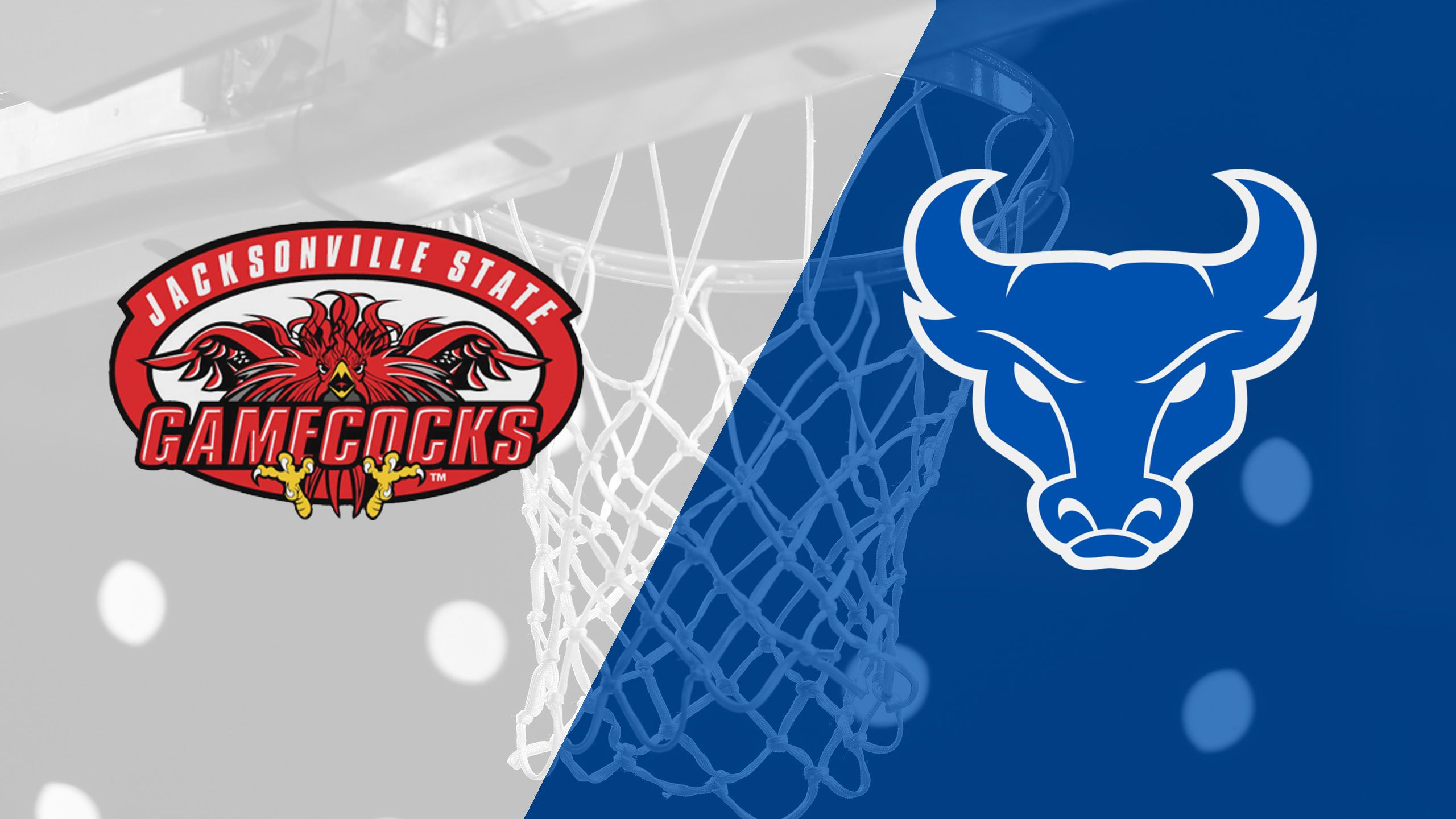 Jacksonville State vs. Buffalo (M Basketball)