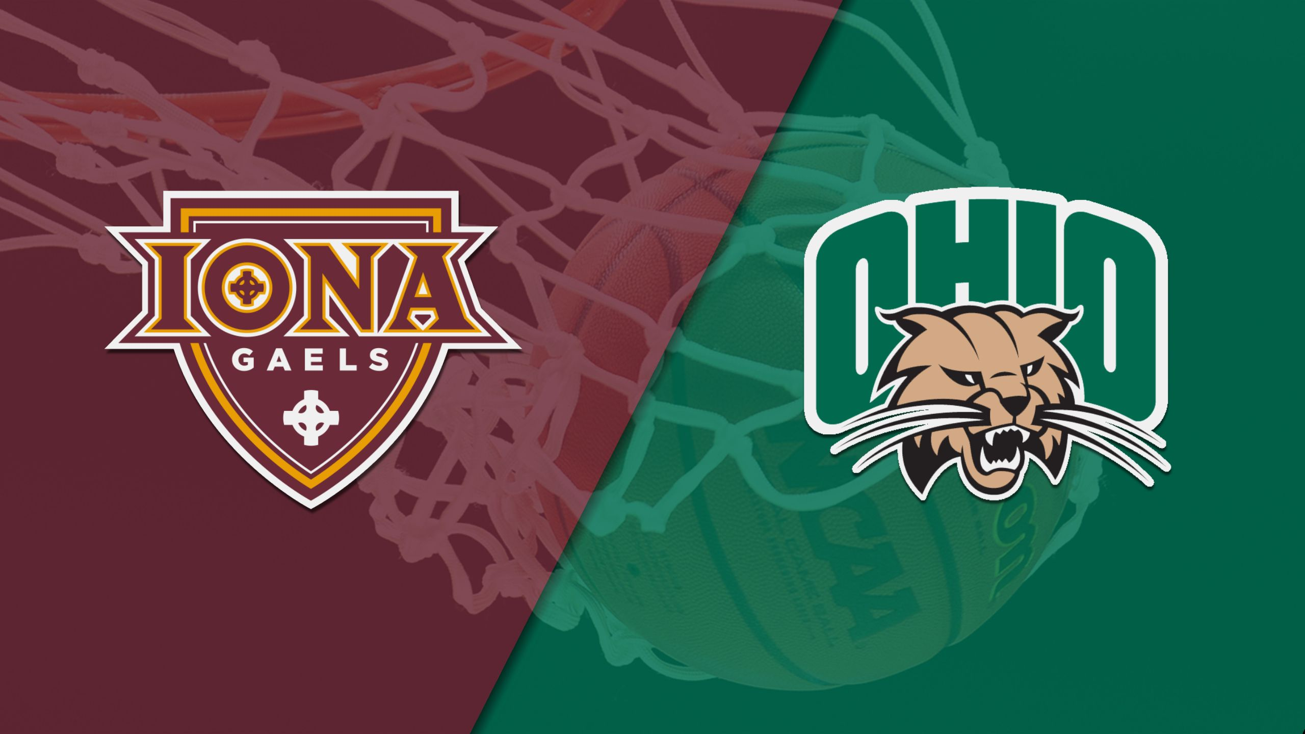 Iona vs. Ohio (M Basketball)
