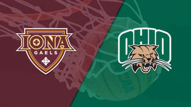 Iona vs. Ohio (M Basketball)