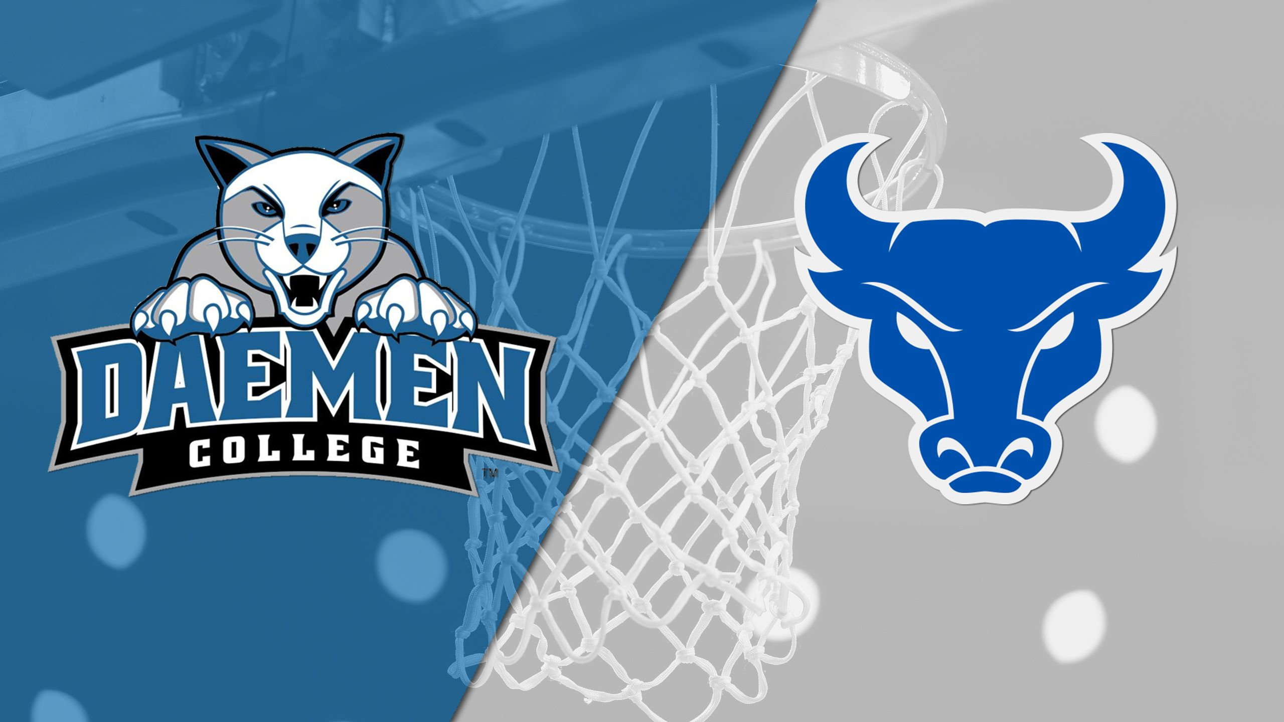Daemen vs. Buffalo (M Basketball)