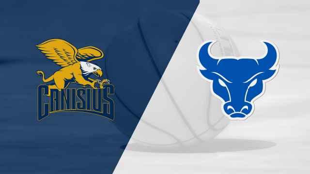 Canisius vs. Buffalo (M Basketball)