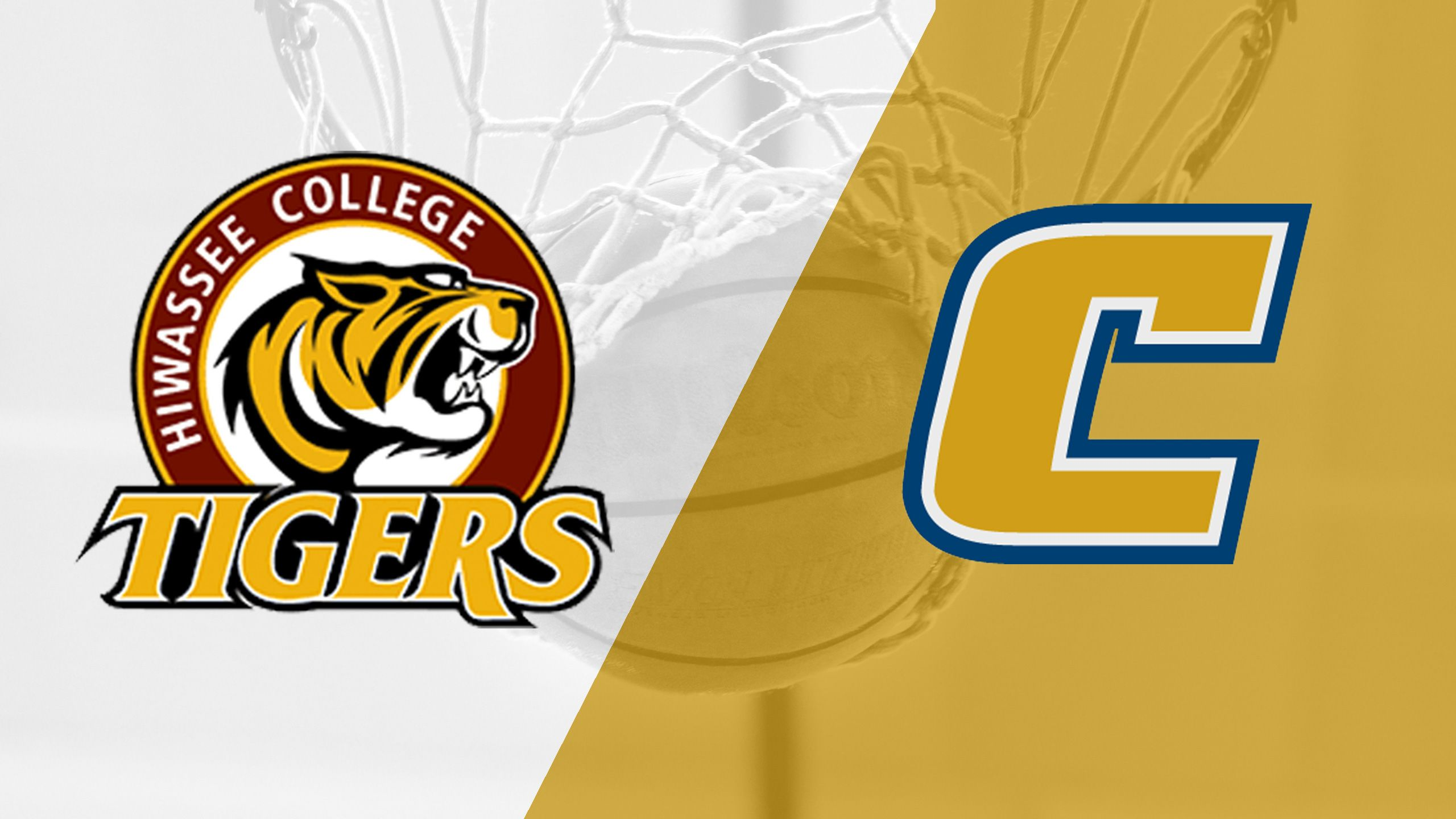 Hiwassee College vs. Chattanooga (M Basketball)