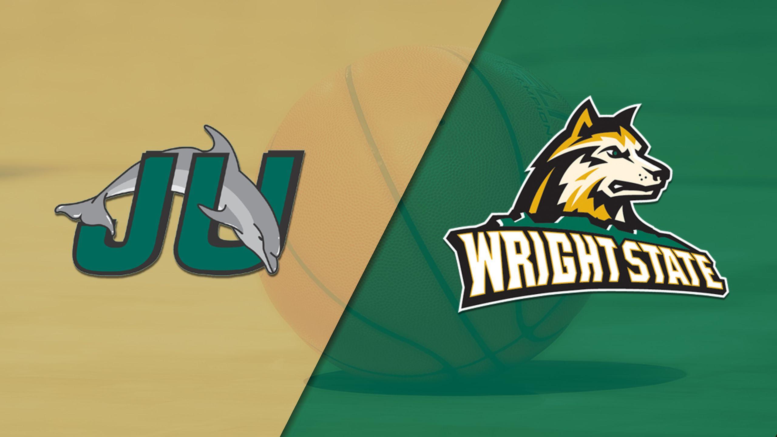 Jacksonville vs. Wright State (M Basketball)