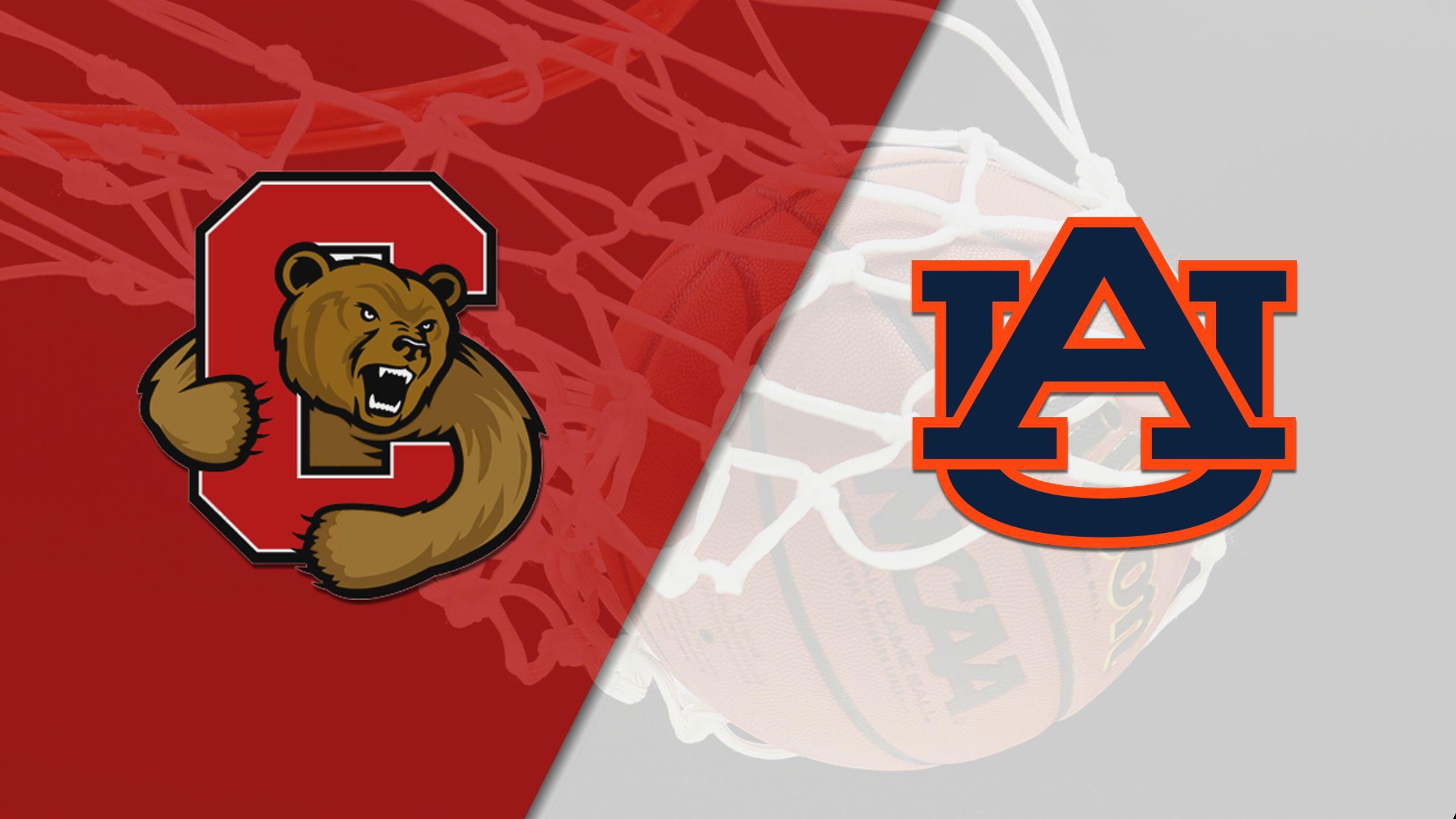 Cornell vs. Auburn (M Basketball)