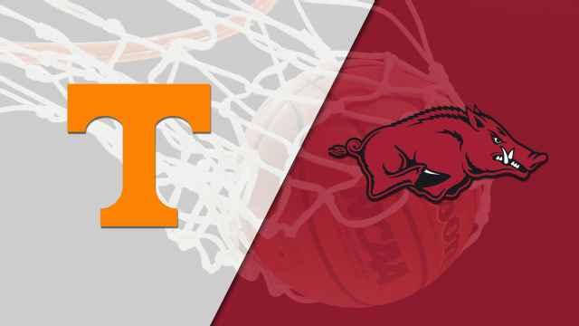 #19 Tennessee vs. Arkansas (M Basketball)