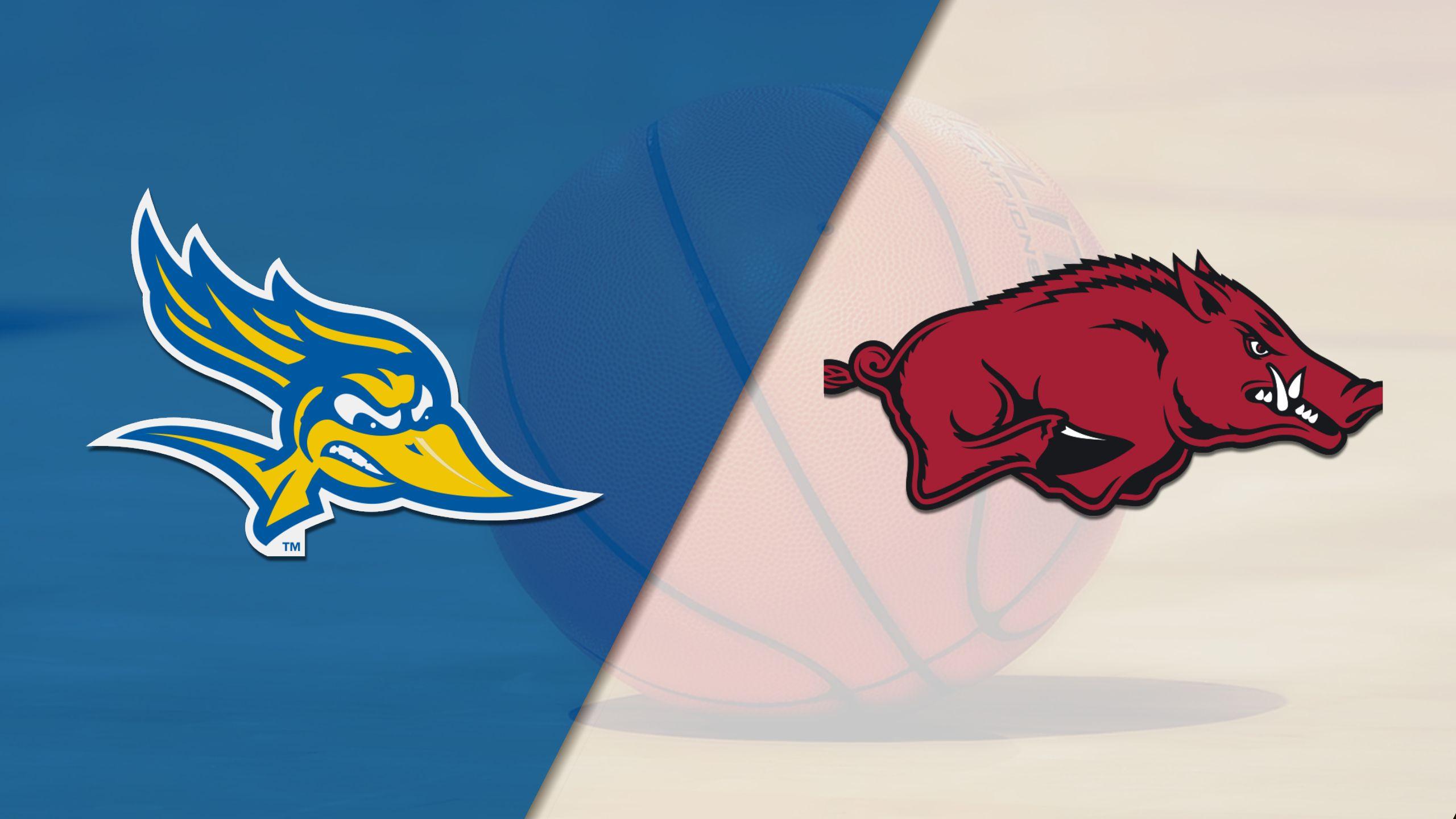 CSU Bakersfield vs. Arkansas (M Basketball)