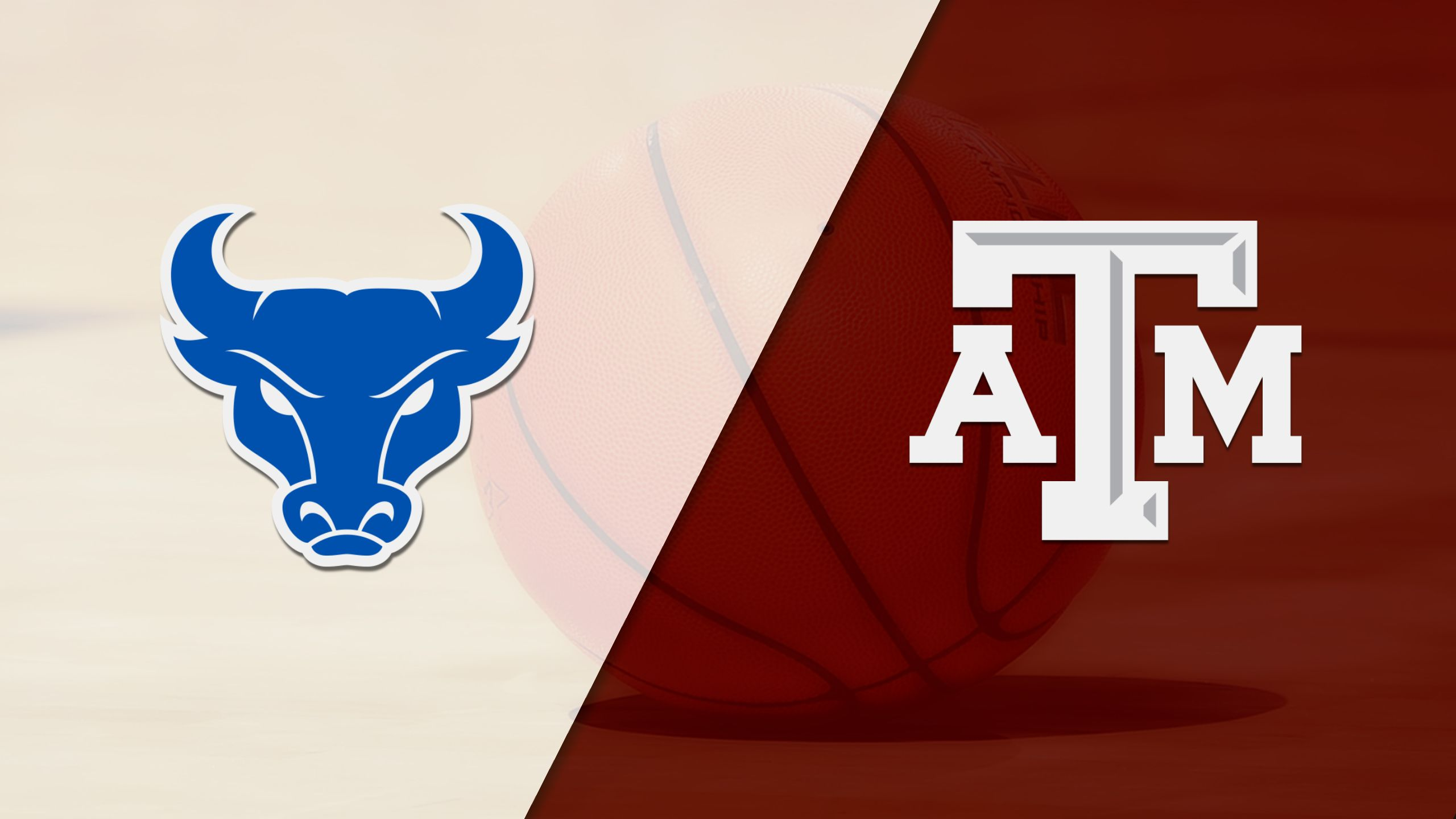 Buffalo vs. #8 Texas A&M (M Basketball)