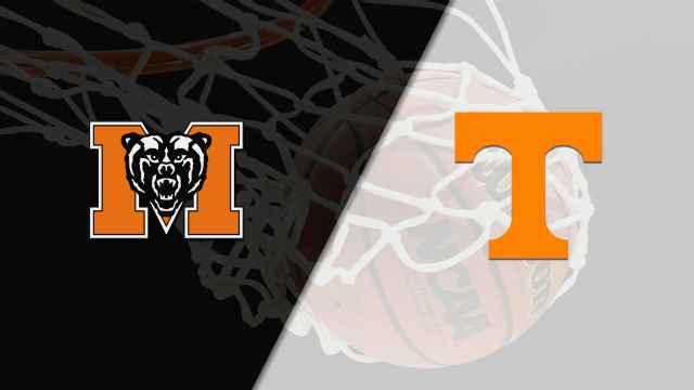 Mercer vs. Tennessee (M Basketball)
