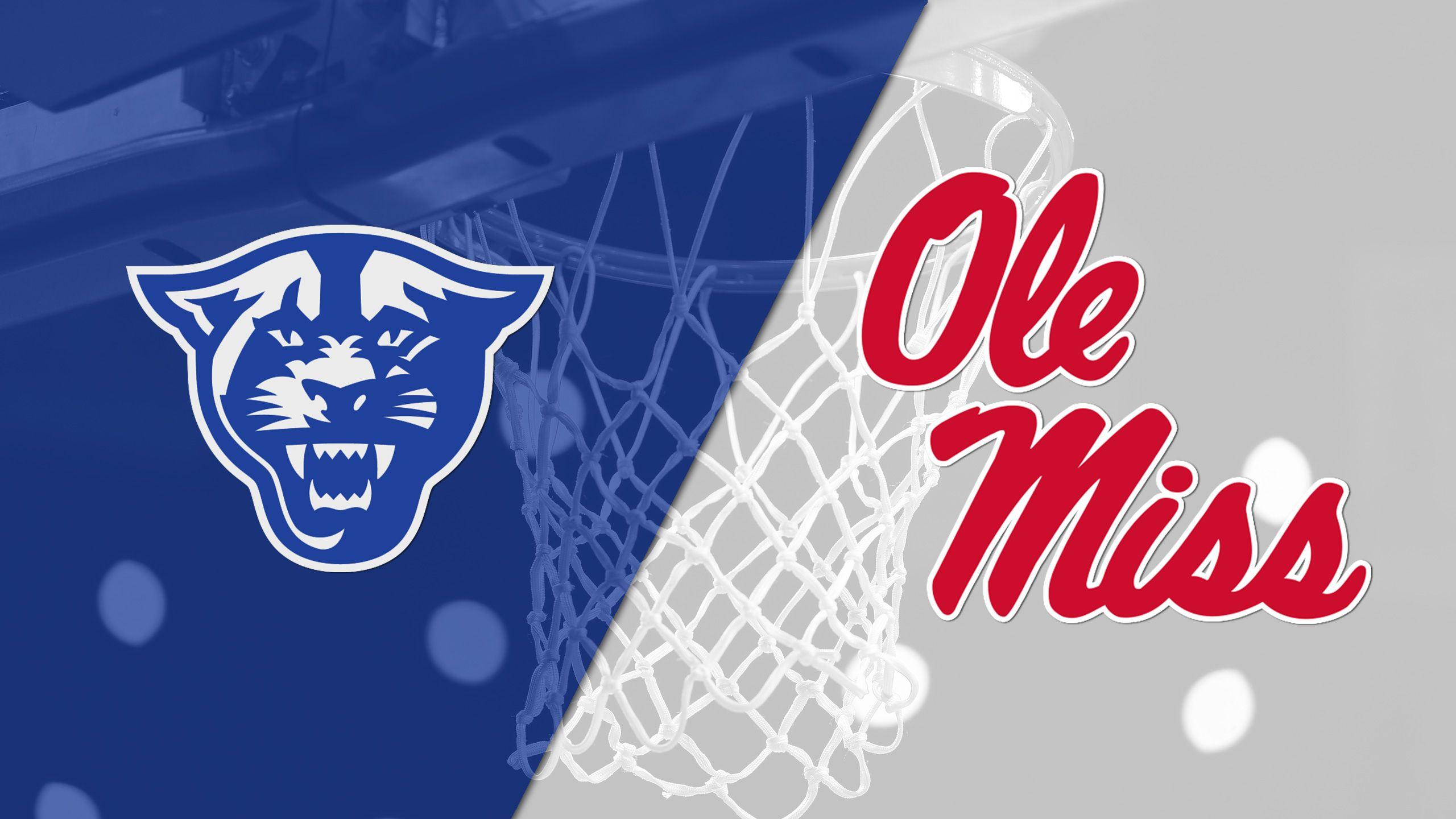 Georgia State vs. Ole Miss (M Basketball)