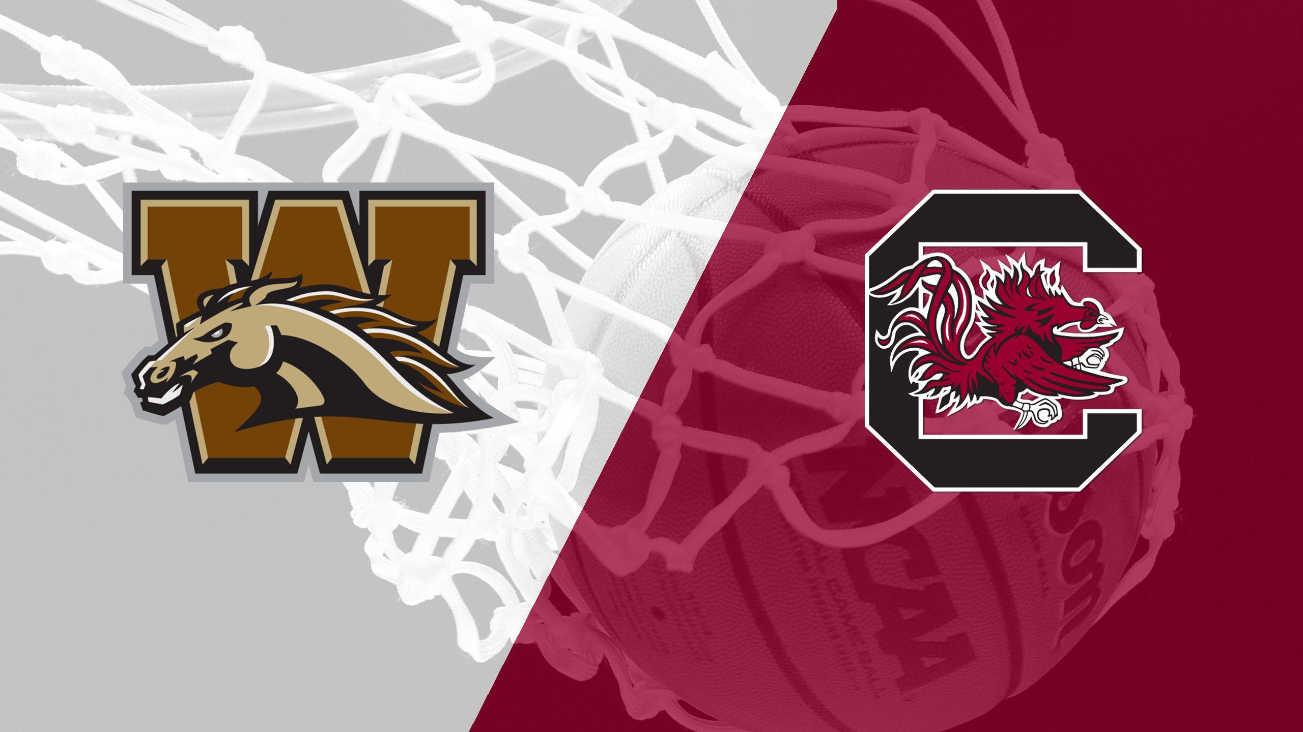 Western Michigan vs. South Carolina (M Basketball)