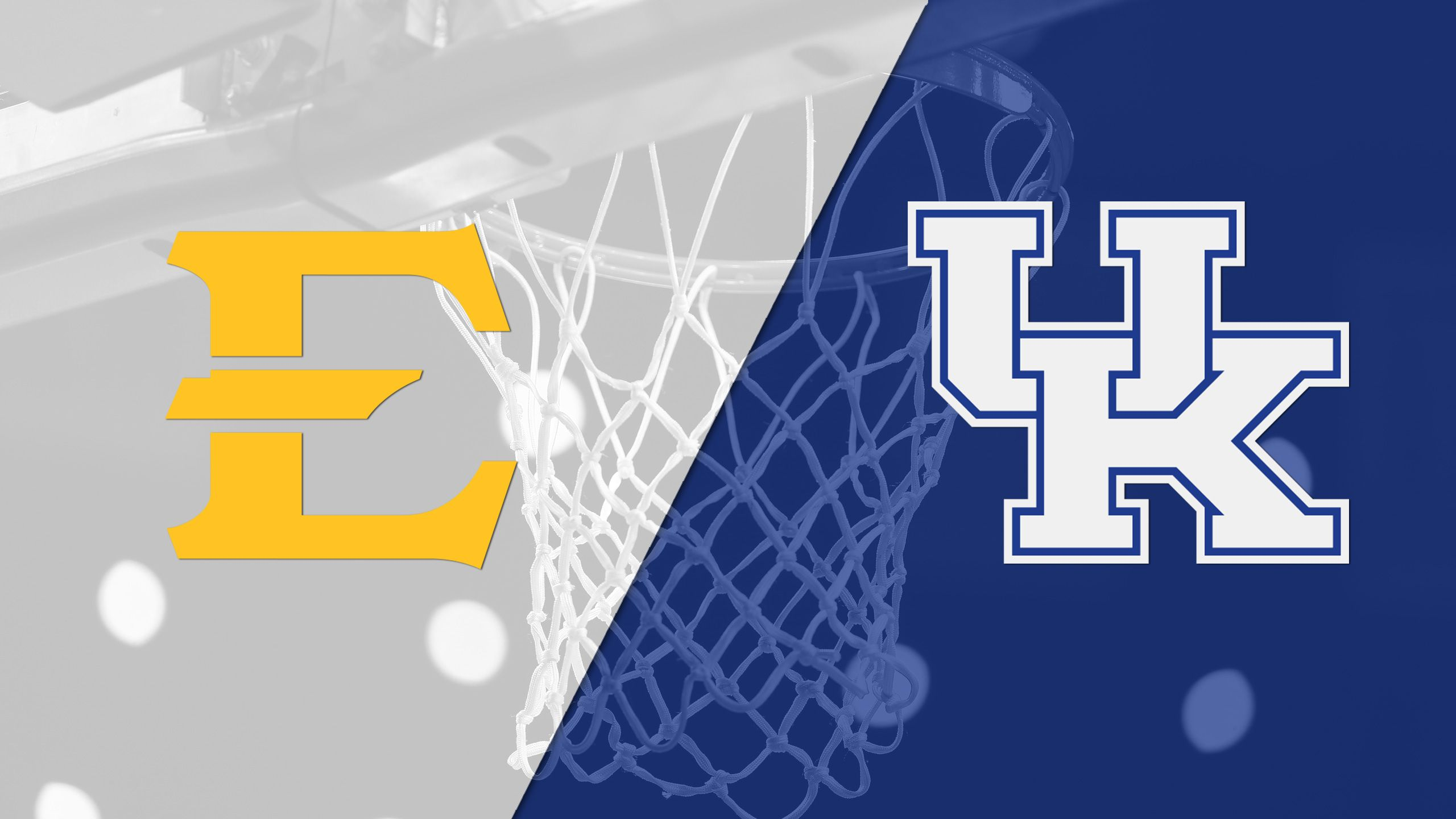 East Tennessee State vs. #7 Kentucky (M Basketball)
