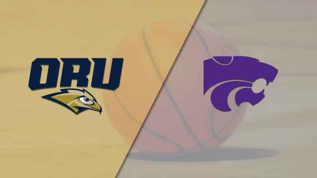 Oral Roberts vs. Kansas State (M Basketball)