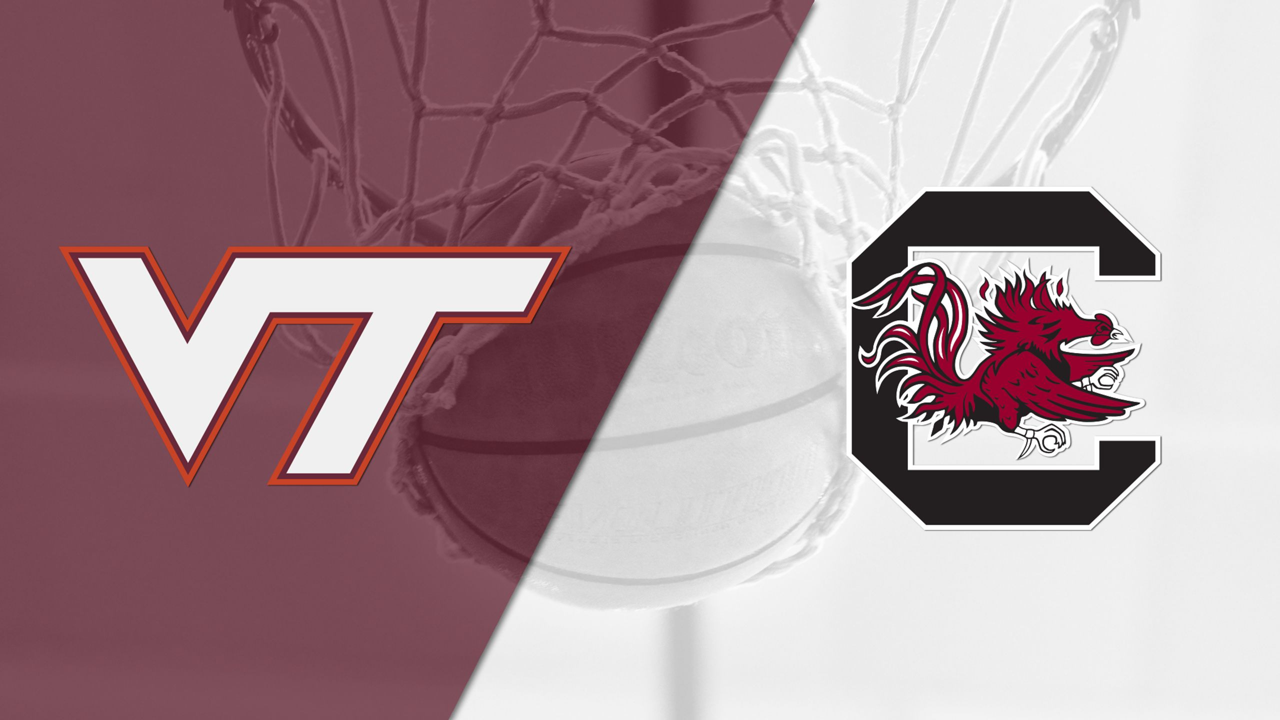 Virginia Tech vs. South Carolina (M Basketball)