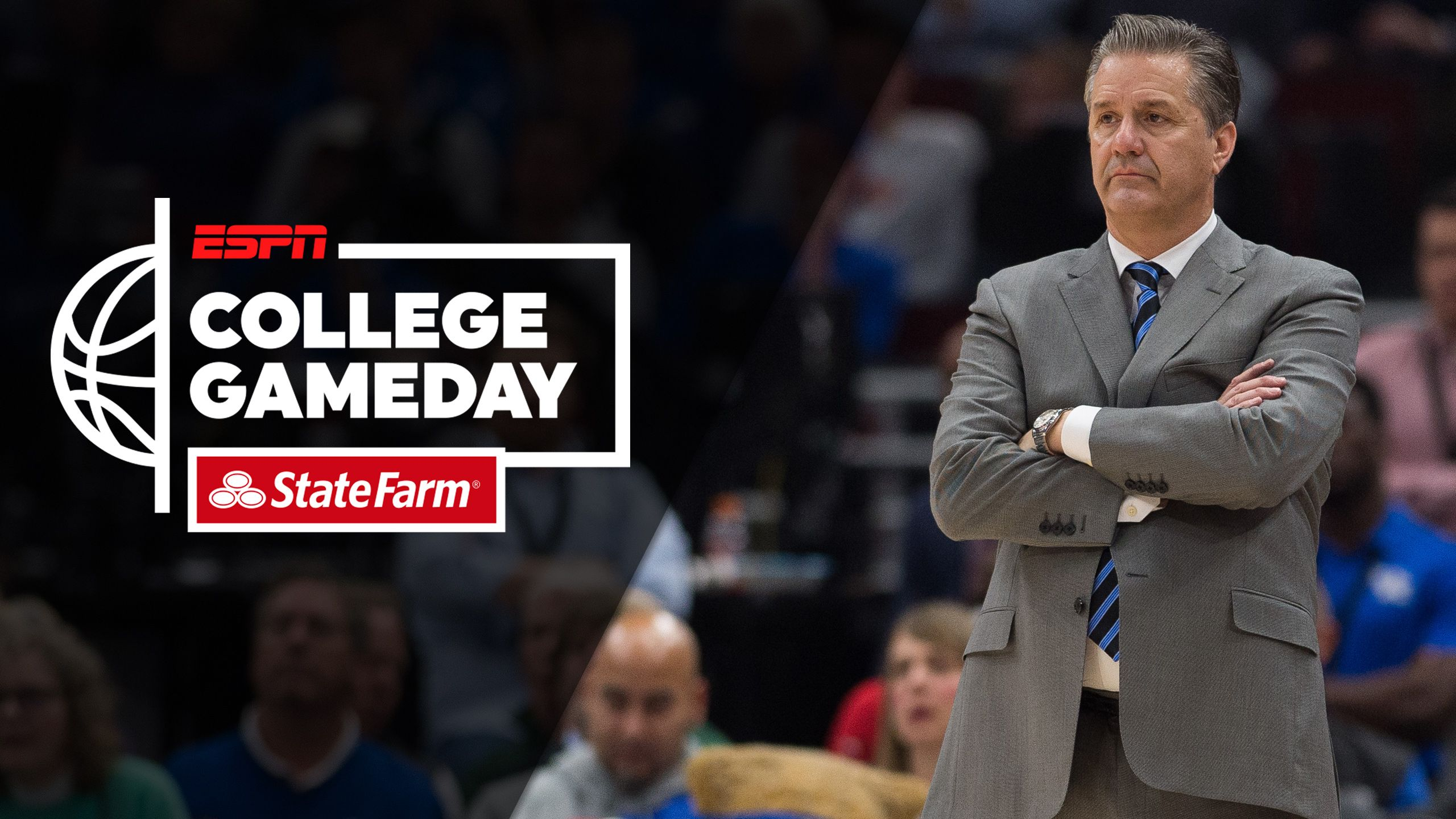 Sat, 1/20 - College GameDay Covered by State Farm