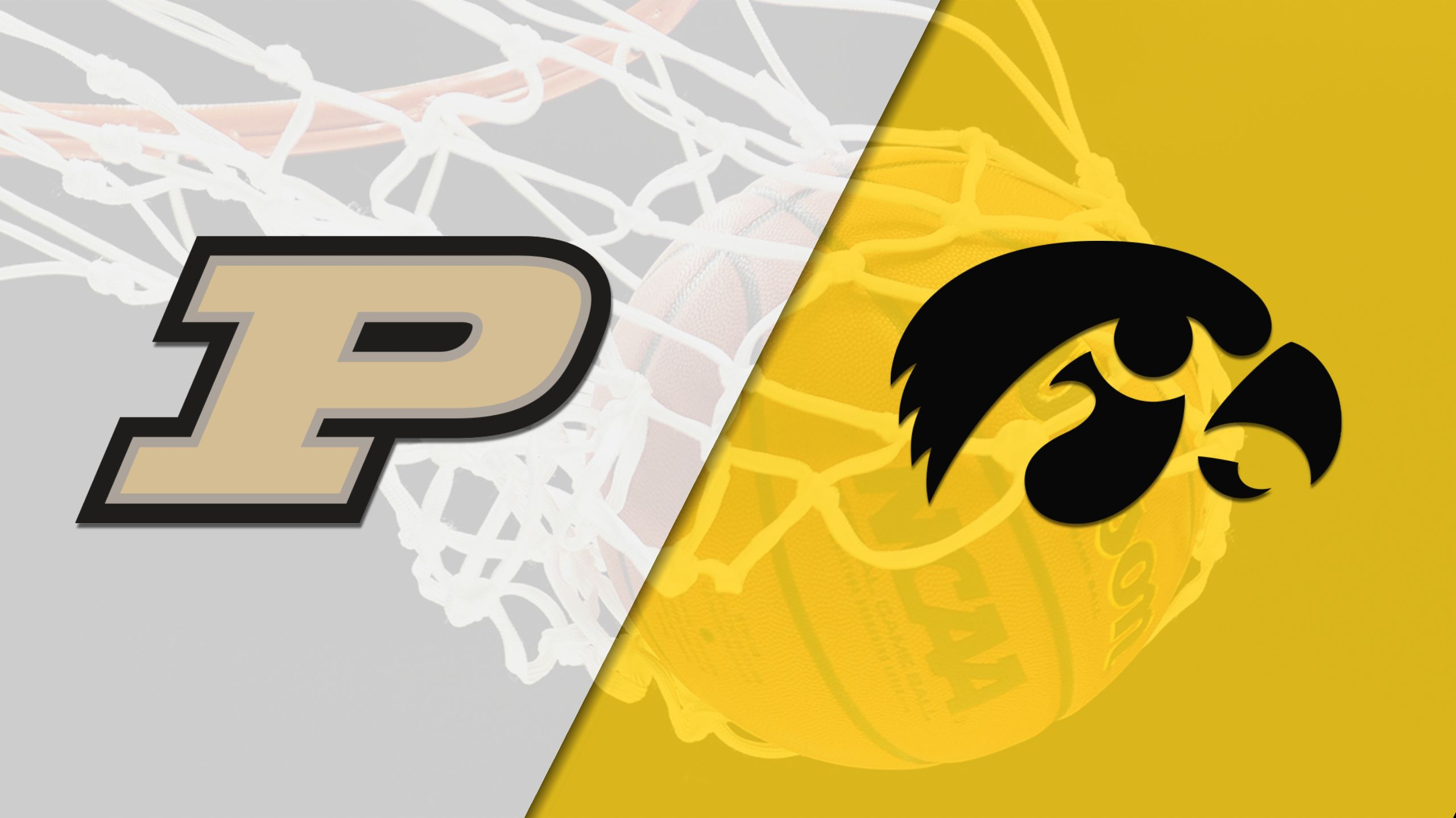 #3 Purdue vs. Iowa (M Basketball)