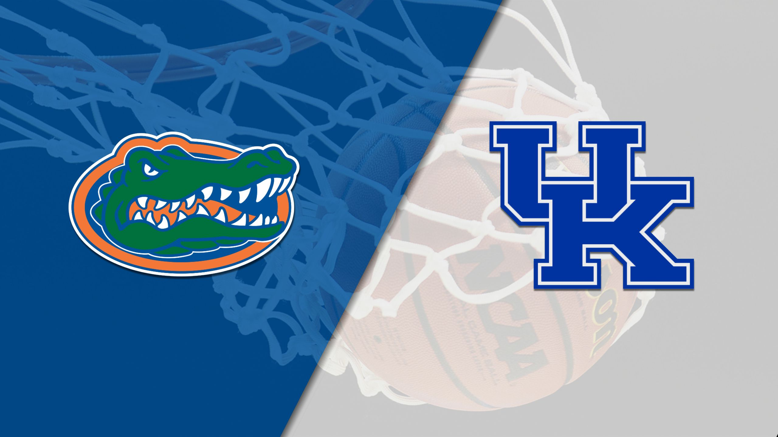 Florida vs. #18 Kentucky (M Basketball)