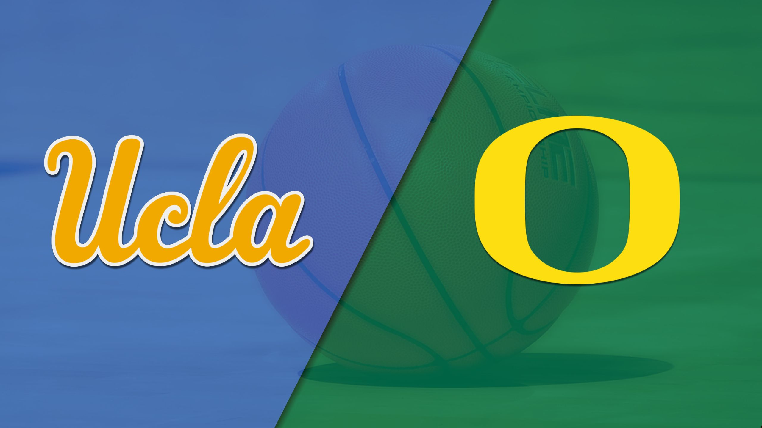 UCLA vs. Oregon (M Basketball) (re-air)