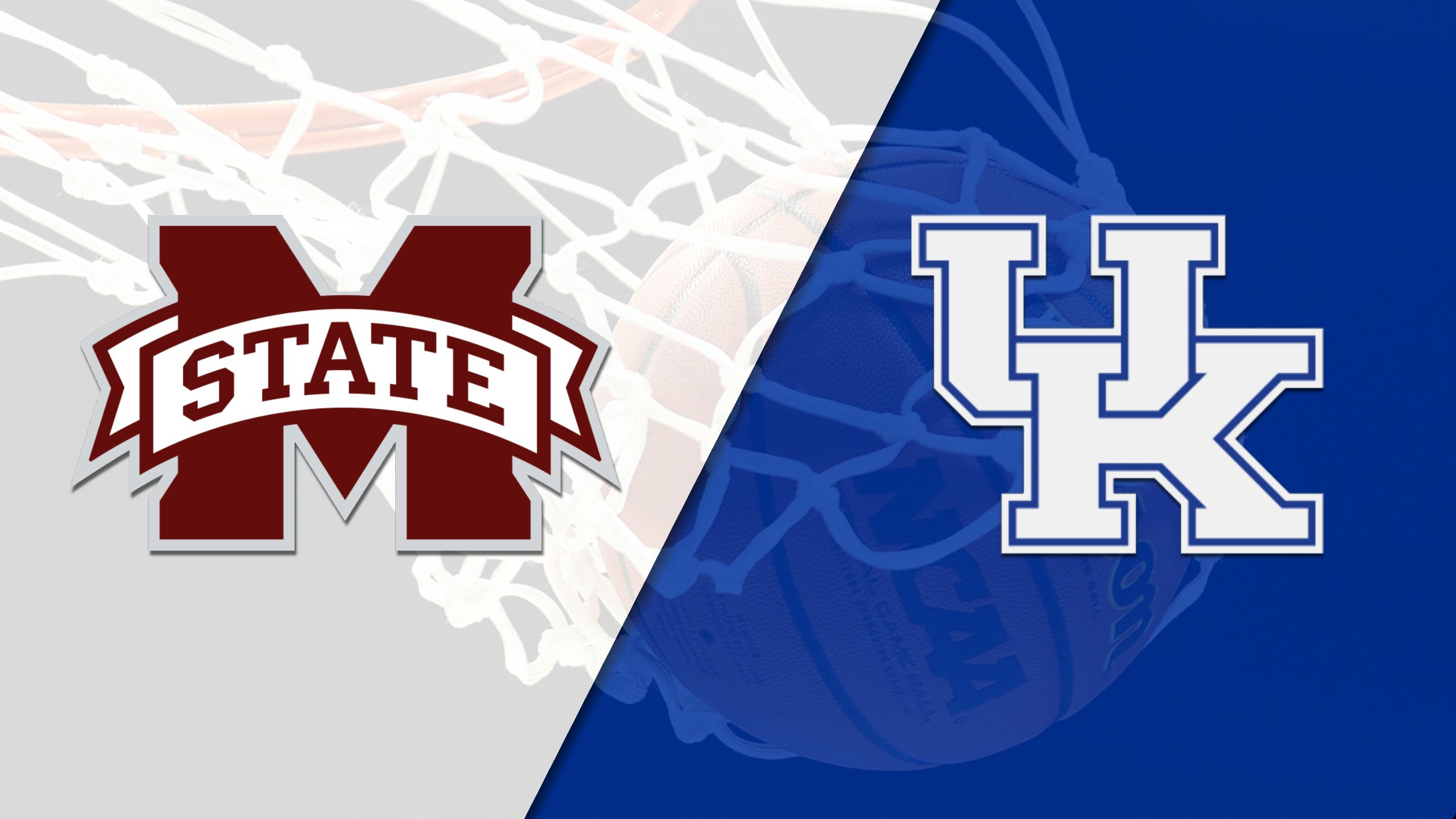 Mississippi State vs. Kentucky (M Basketball) (re-air)
