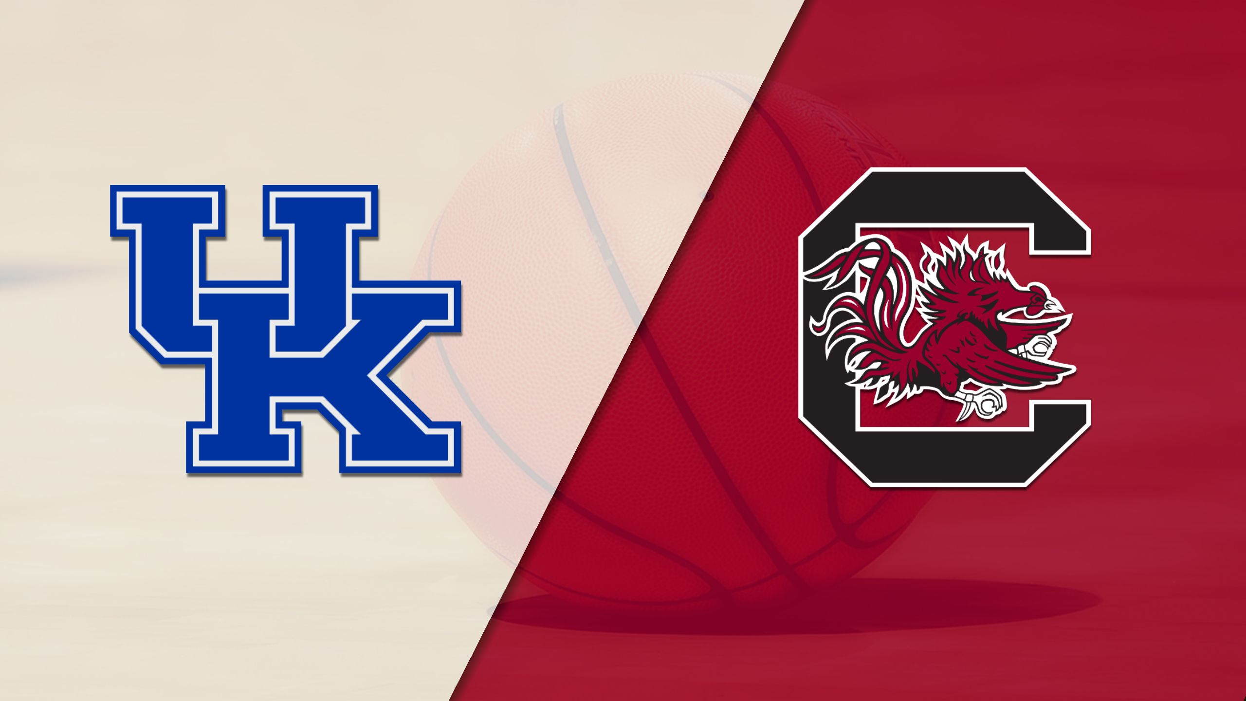 #18 Kentucky vs. South Carolina (M Basketball)