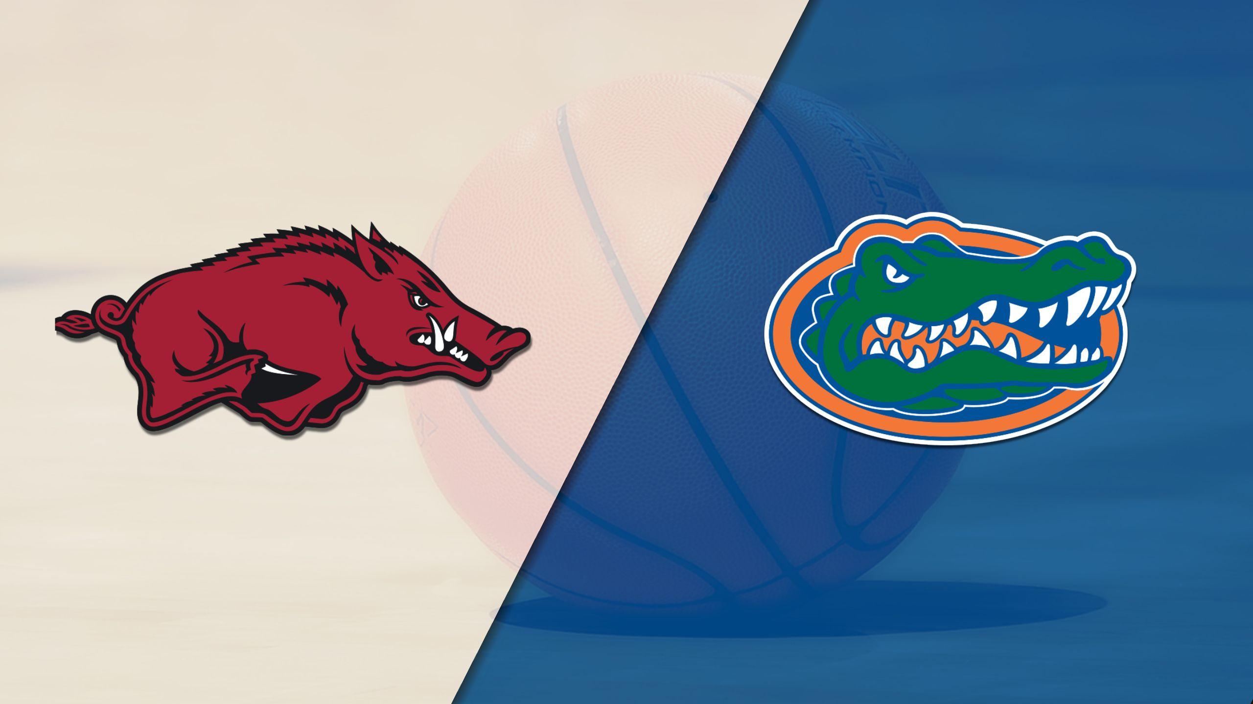 Arkansas vs. Florida (M Basketball)