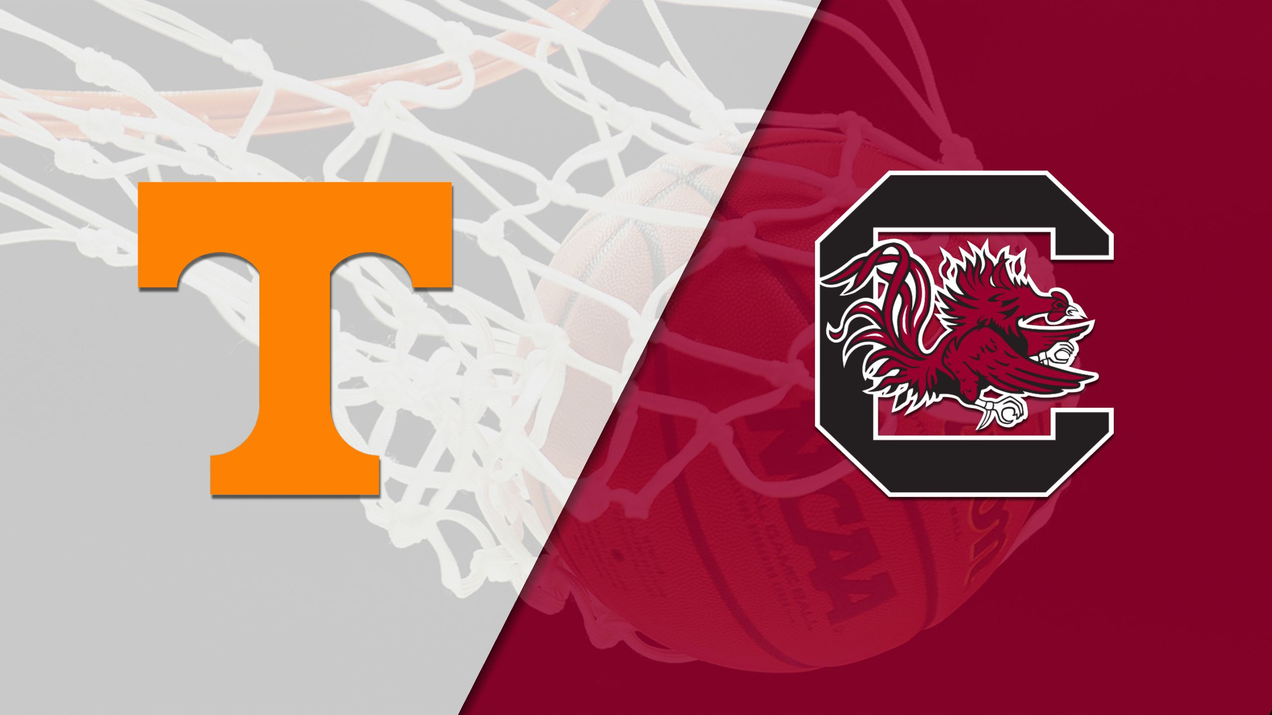 #21 Tennessee vs. South Carolina (M Basketball) (re-air)