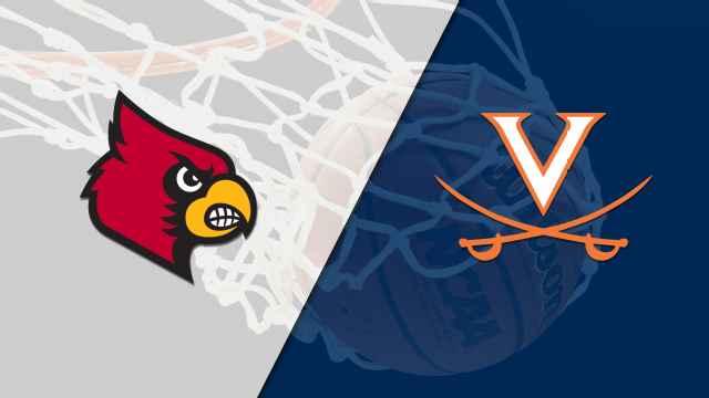 Louisville Vs 2 Virginia M Basketball Re Air
