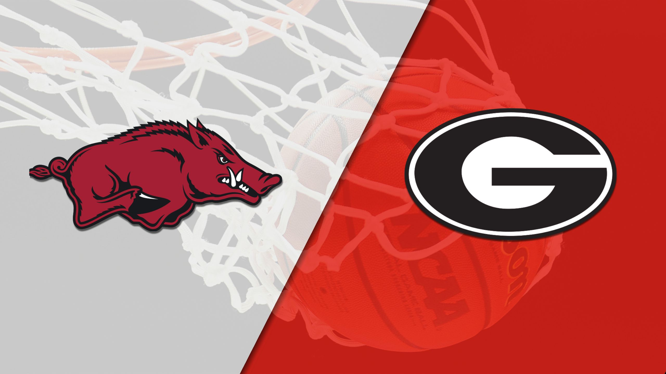 Arkansas vs. Georgia (M Basketball)
