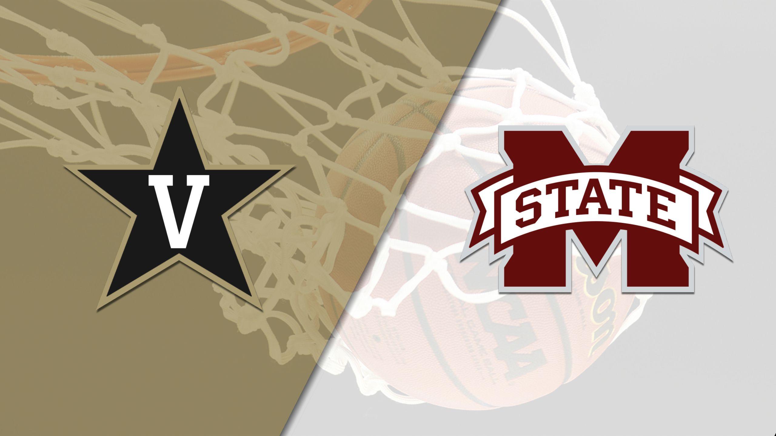 Vanderbilt vs. Mississippi State (M Basketball) (re-air)