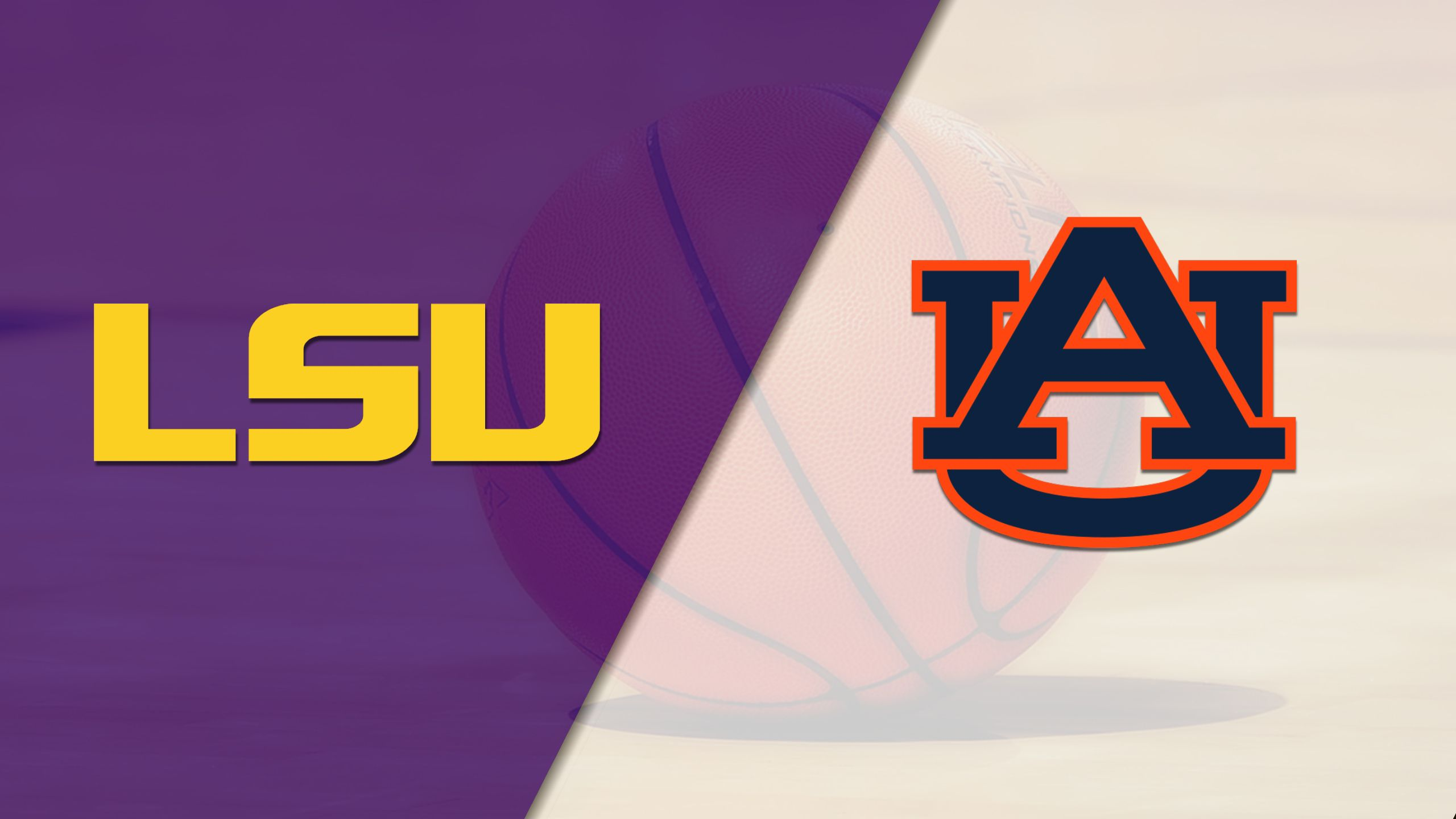 LSU vs. #19 Auburn (M Basketball)