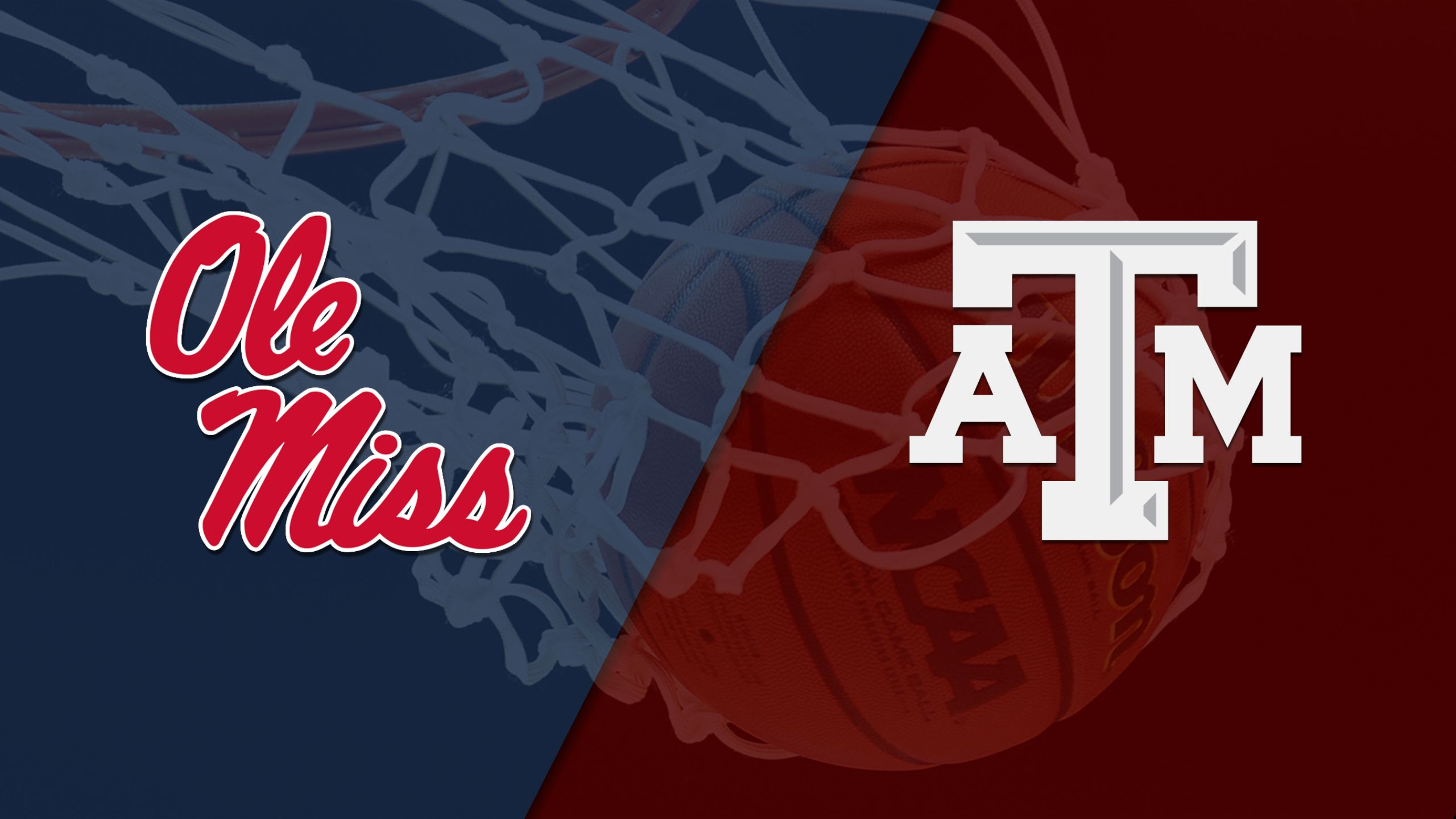 Ole Miss vs. Texas A&M (M Basketball) (re-air)