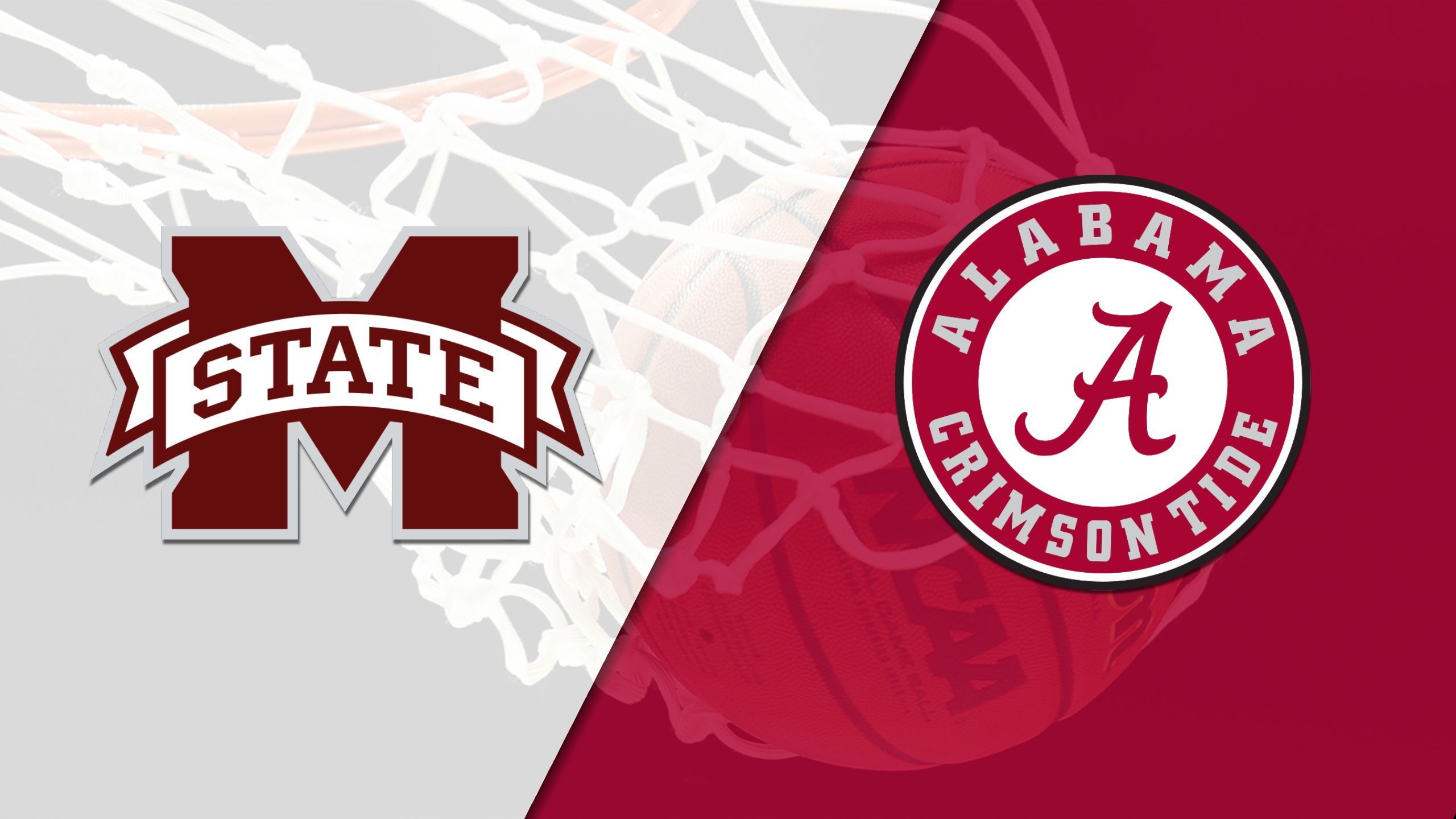 Mississippi State vs. Alabama (M Basketball)