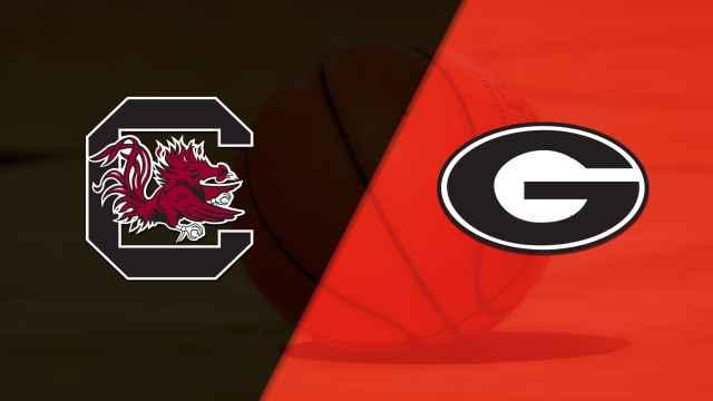 South Carolina vs. Georgia (M Basketball)