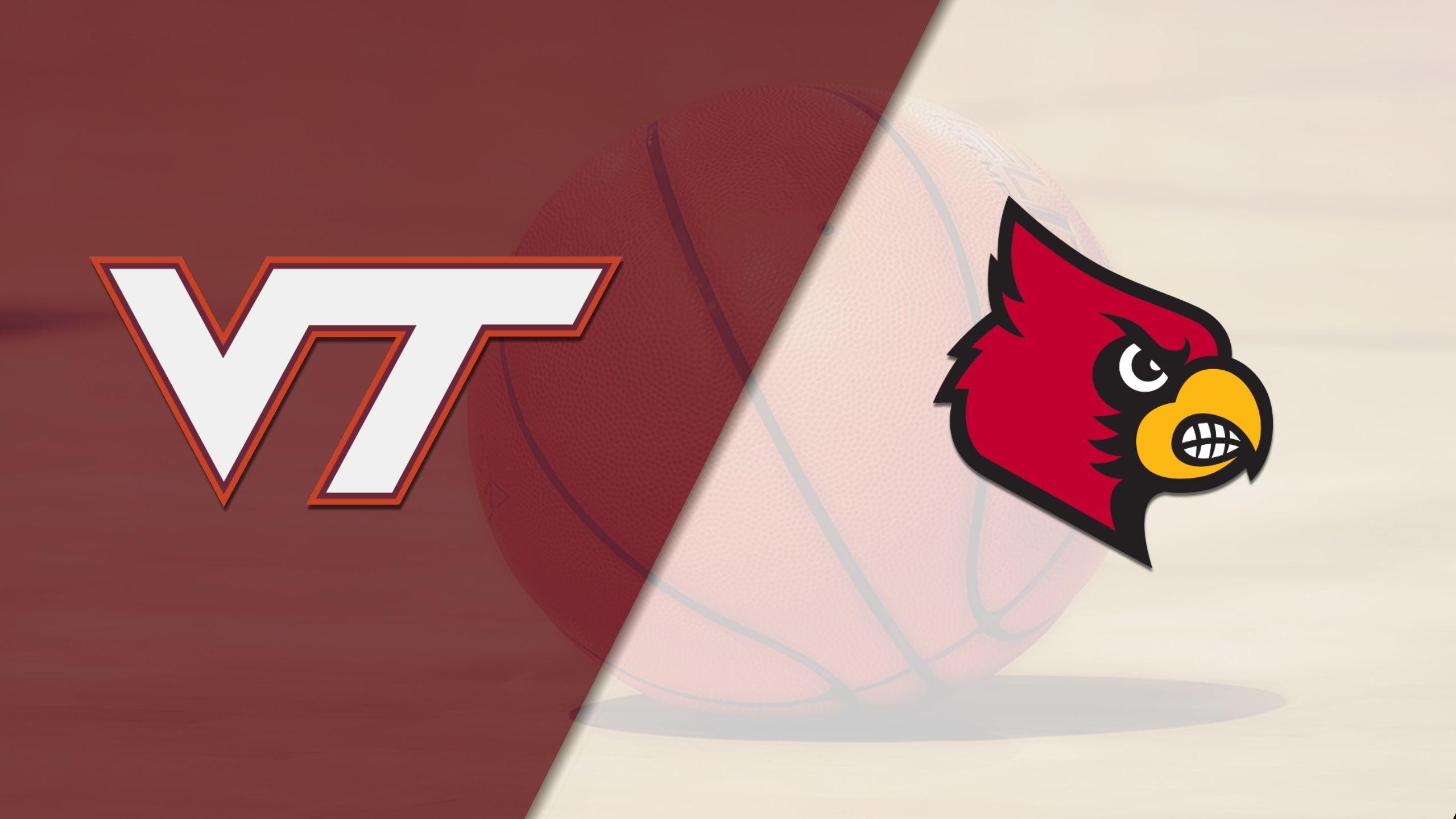 Virginia Tech vs. Louisville (M Basketball)