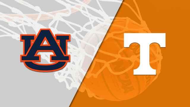 Auburn vs. #23 Tennessee (M Basketball)