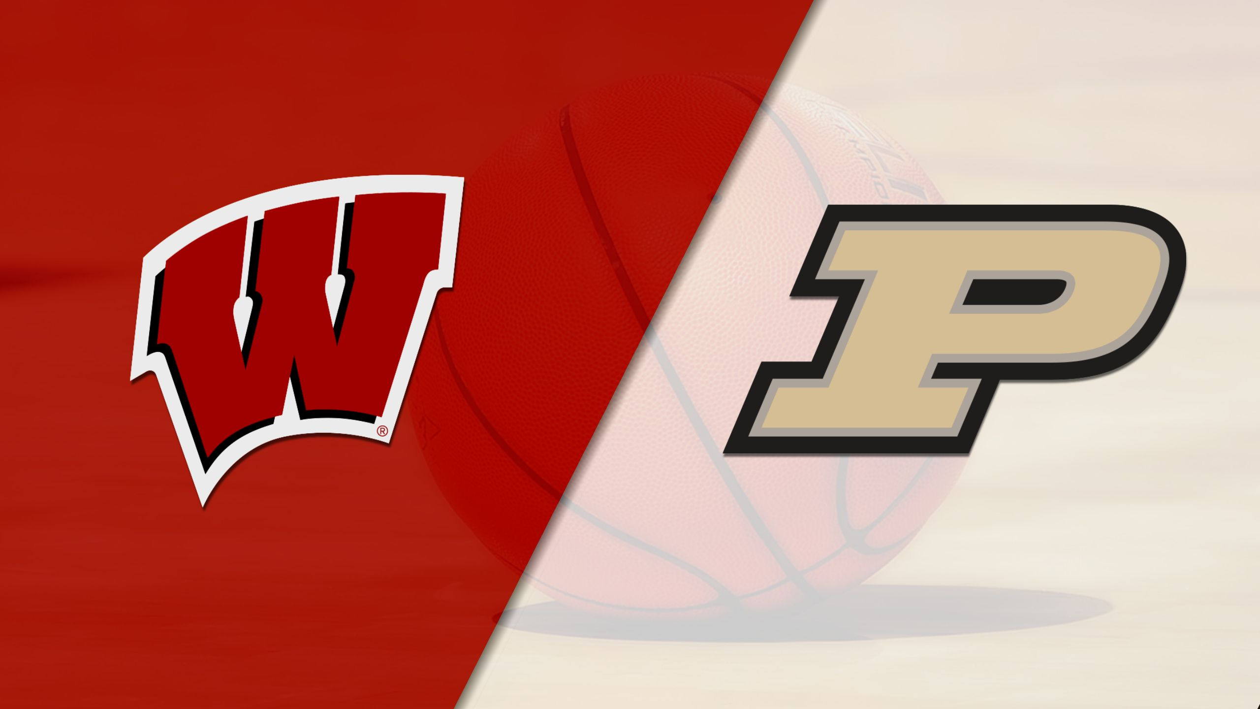 Wisconsin vs. #3 Purdue (M Basketball) (re-air)