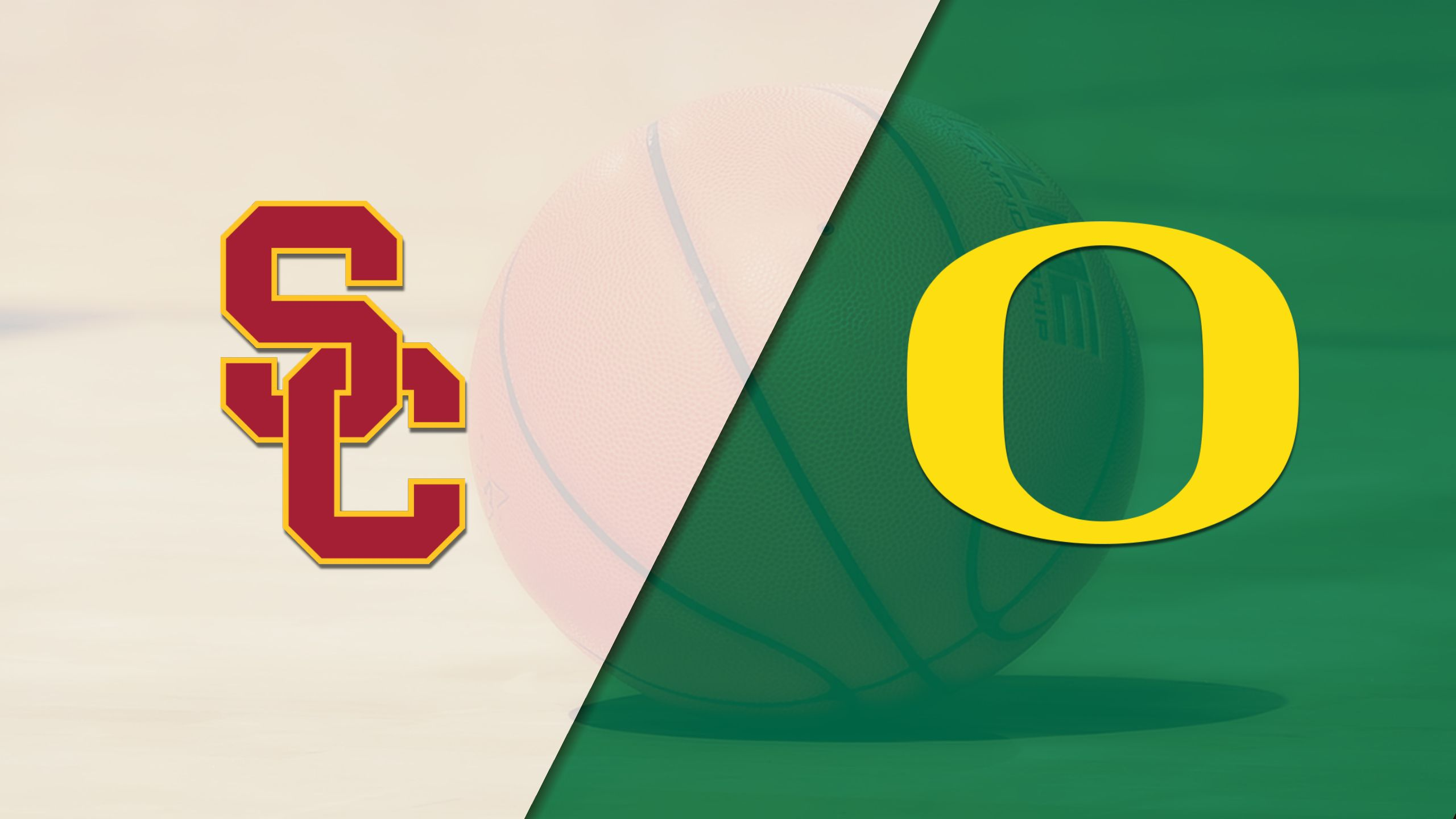 USC vs. Oregon (M Basketball)