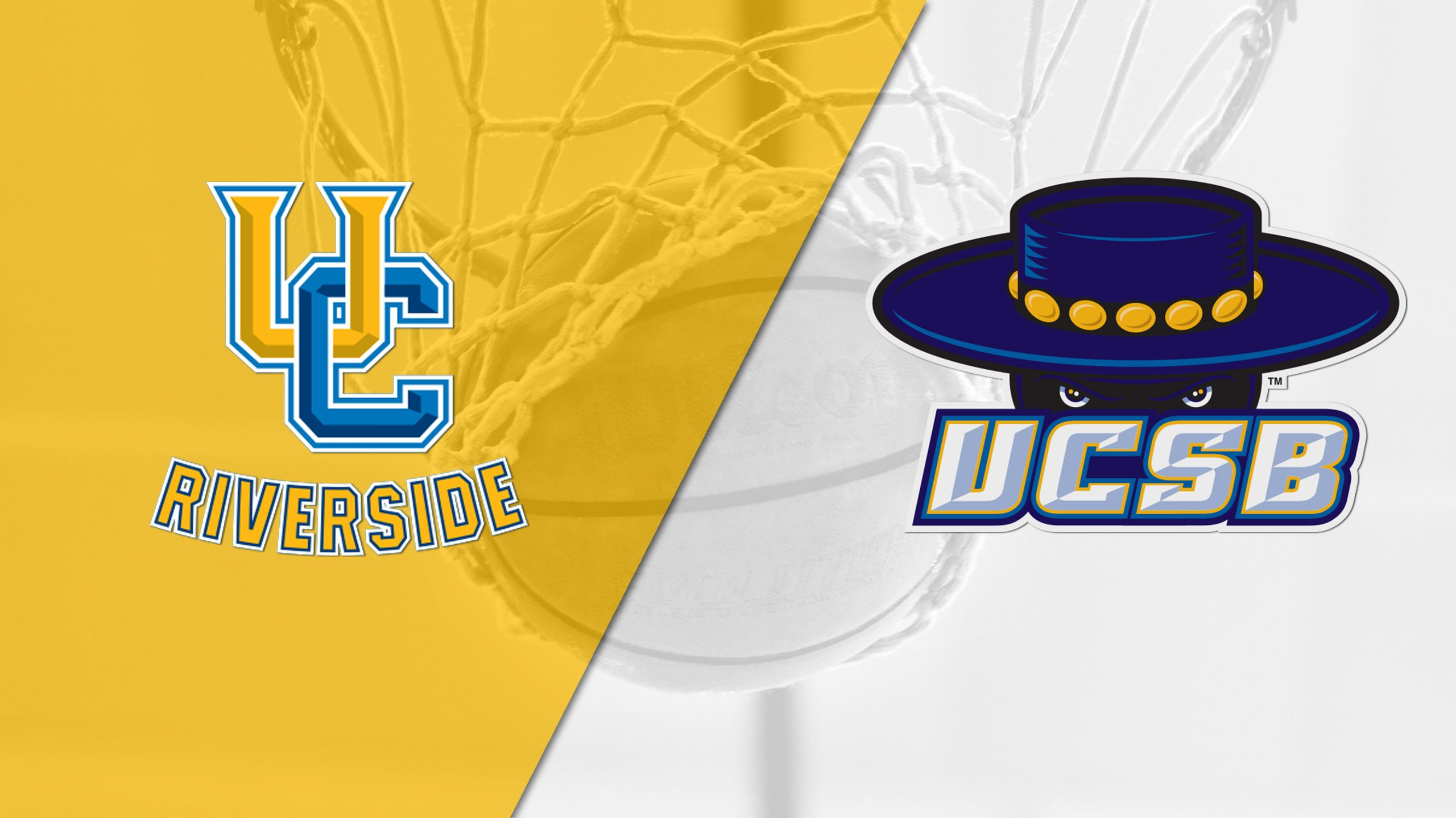 UC Riverside vs. UC Santa Barbara (M Basketball)