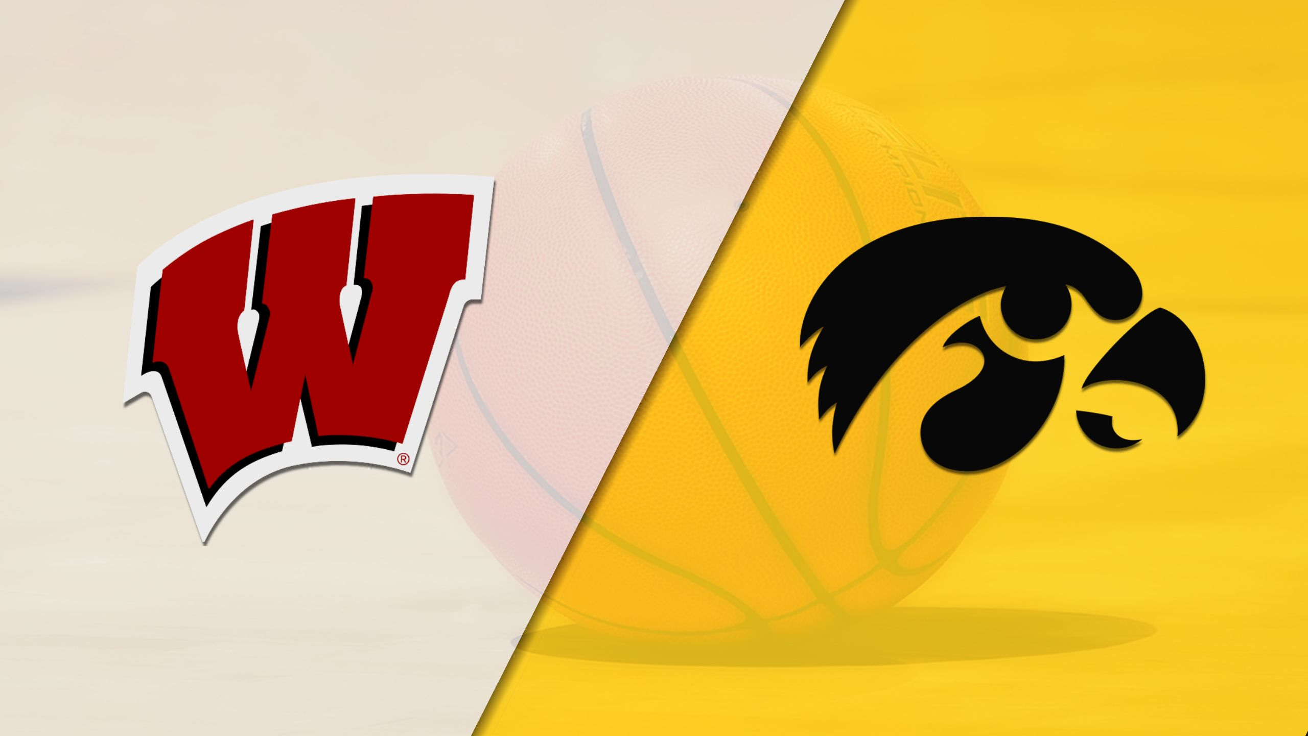Wisconsin vs. Iowa (M Basketball) (re-air)