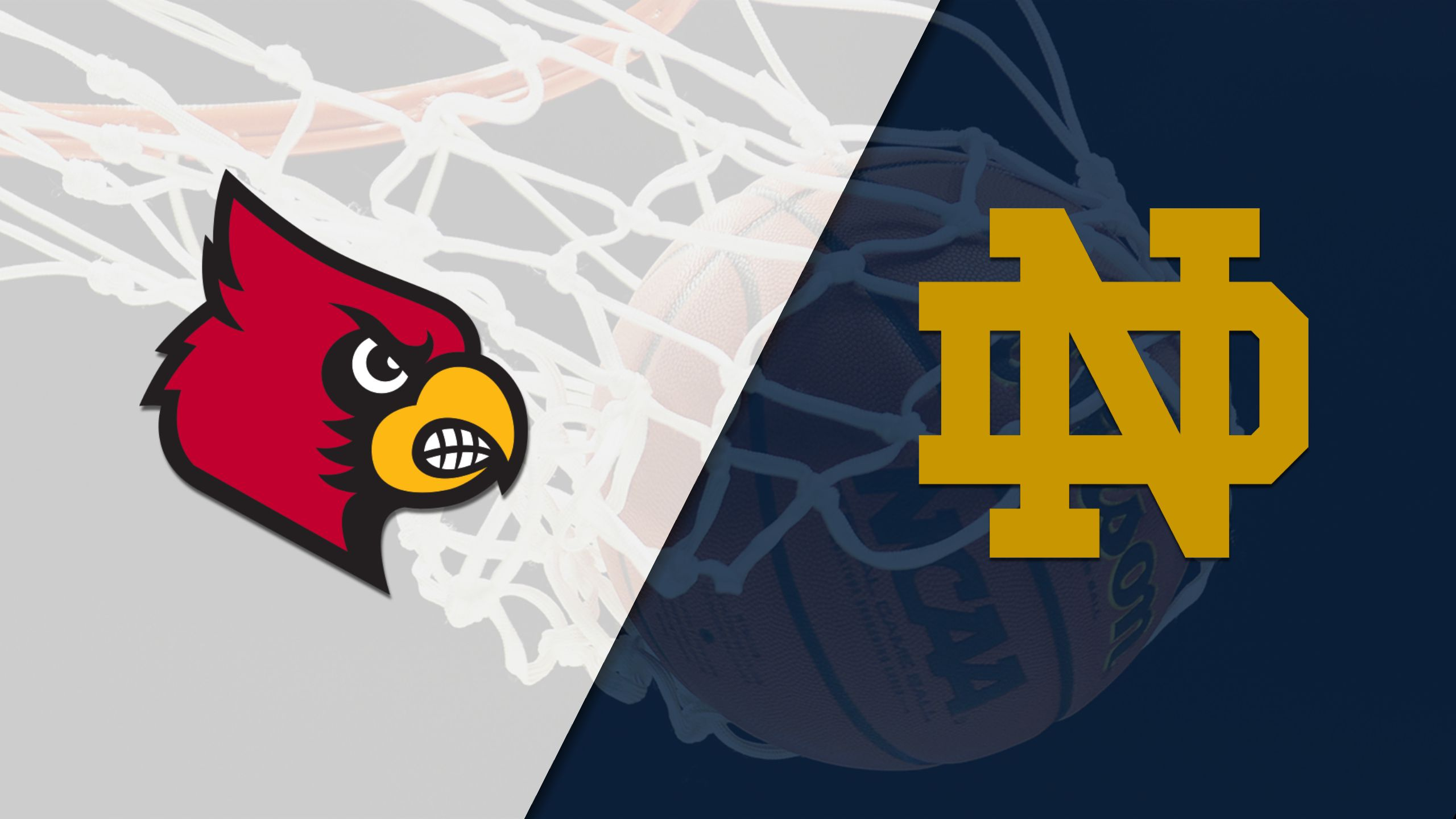 Louisville vs. Notre Dame (re-air)